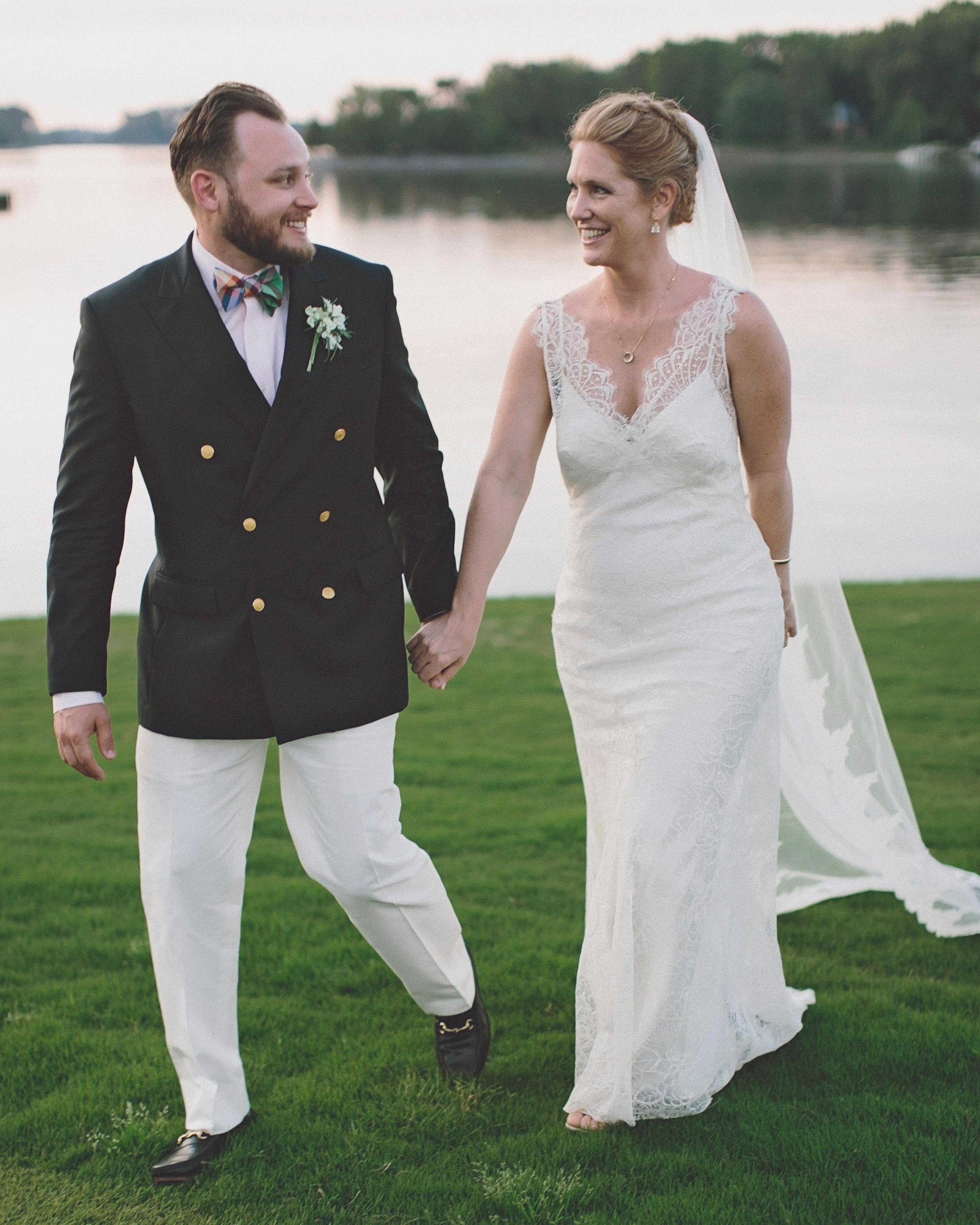 Molly and Greg's Virginia Meets Amalfi Coast Wedding