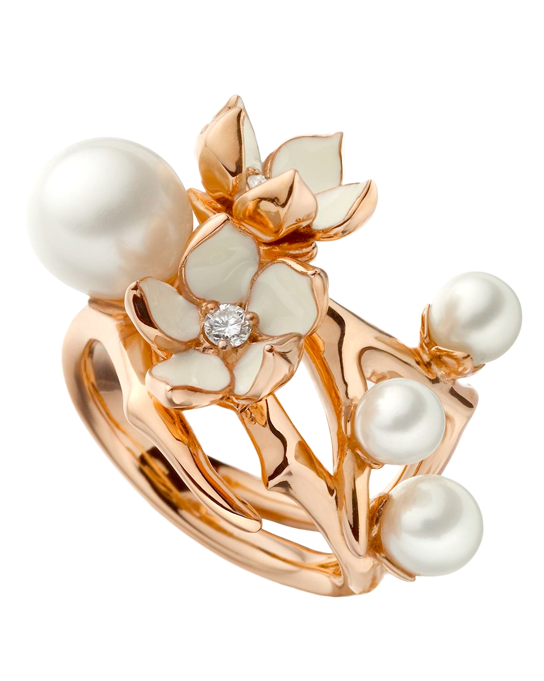 Pearls Gone Wild! 5 Accessories That Offer a Twist on the Bridal Classic