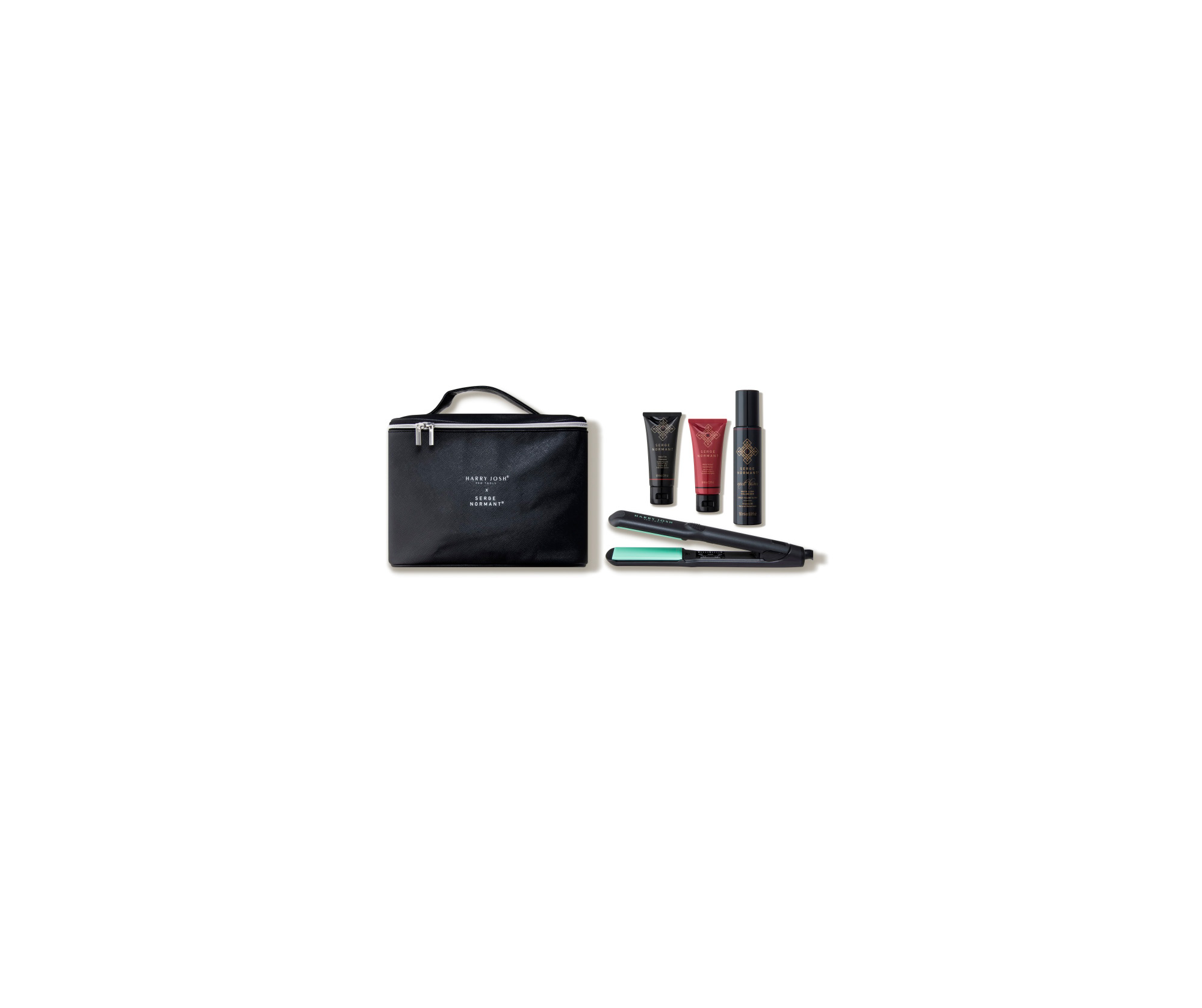bridesmaid gift guide harry josh serge normant hair kit