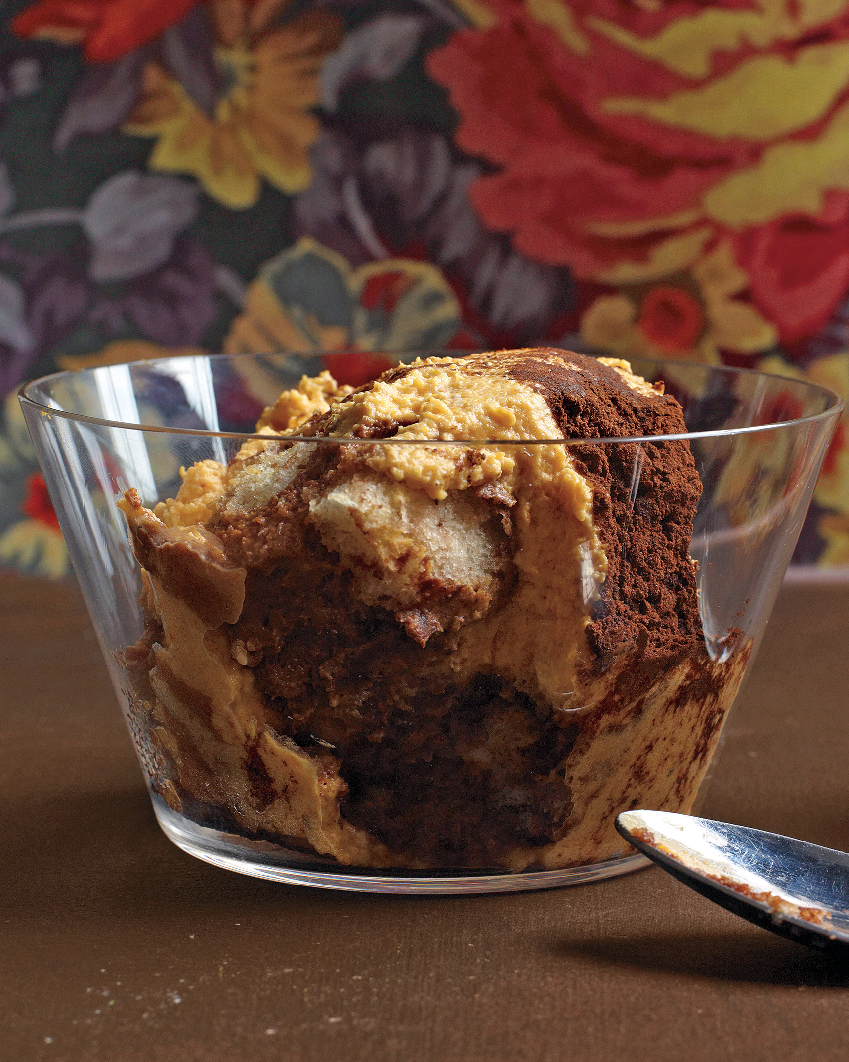 Pumpkin-Chocolate Tiramisu