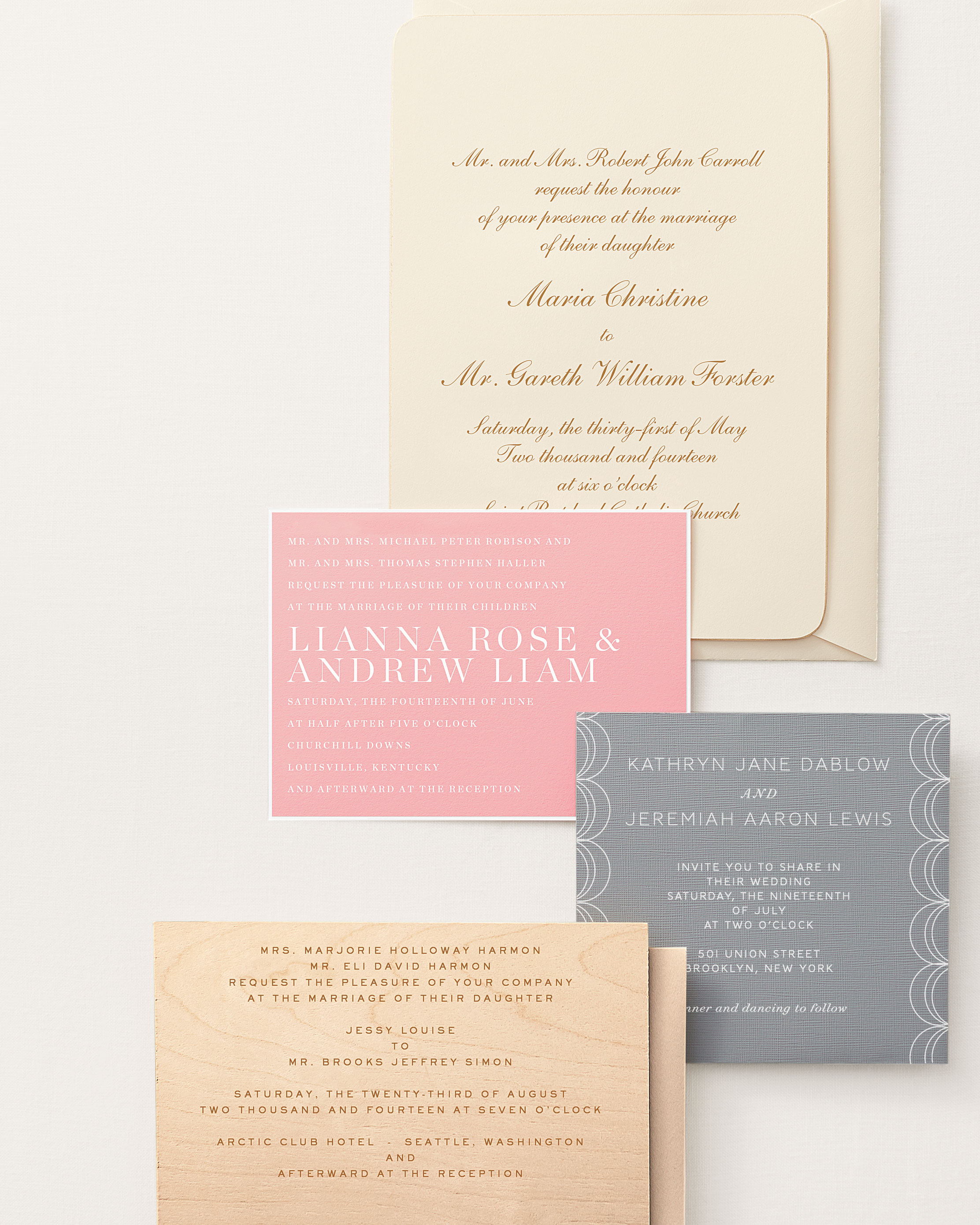 Wording For Wedding Invitations.9 Host Line Scenarios To Make Wording Your Wedding