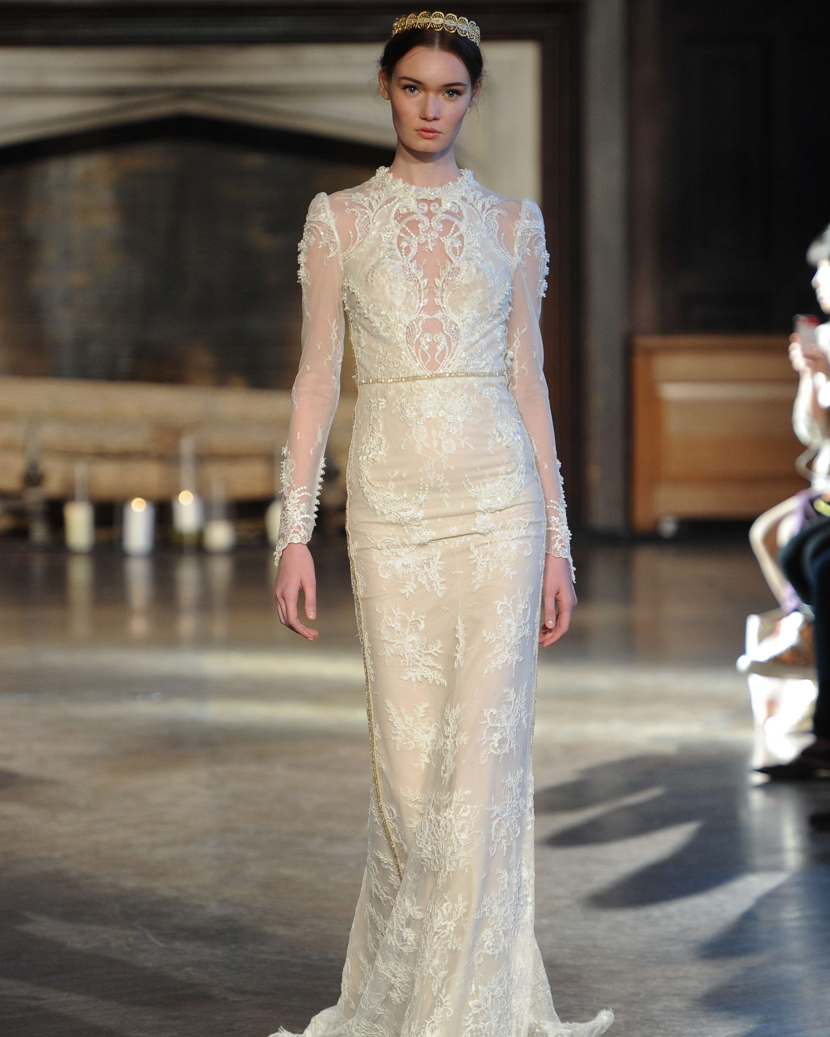 Inbal Dror Fall 2015 Bridal Show