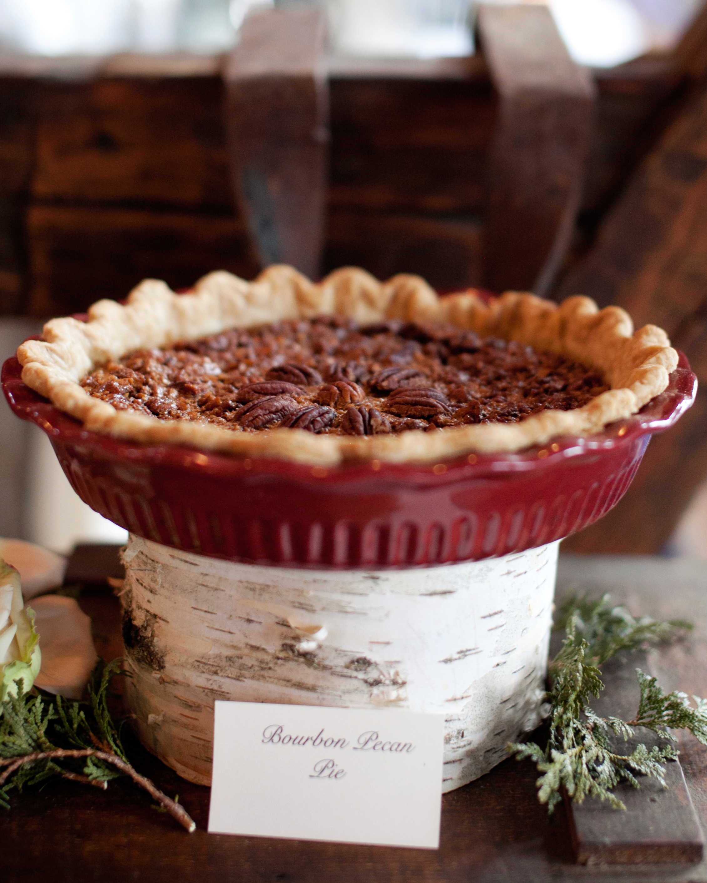 29 Festive Ideas for a Christmas Wedding | Martha Stewart