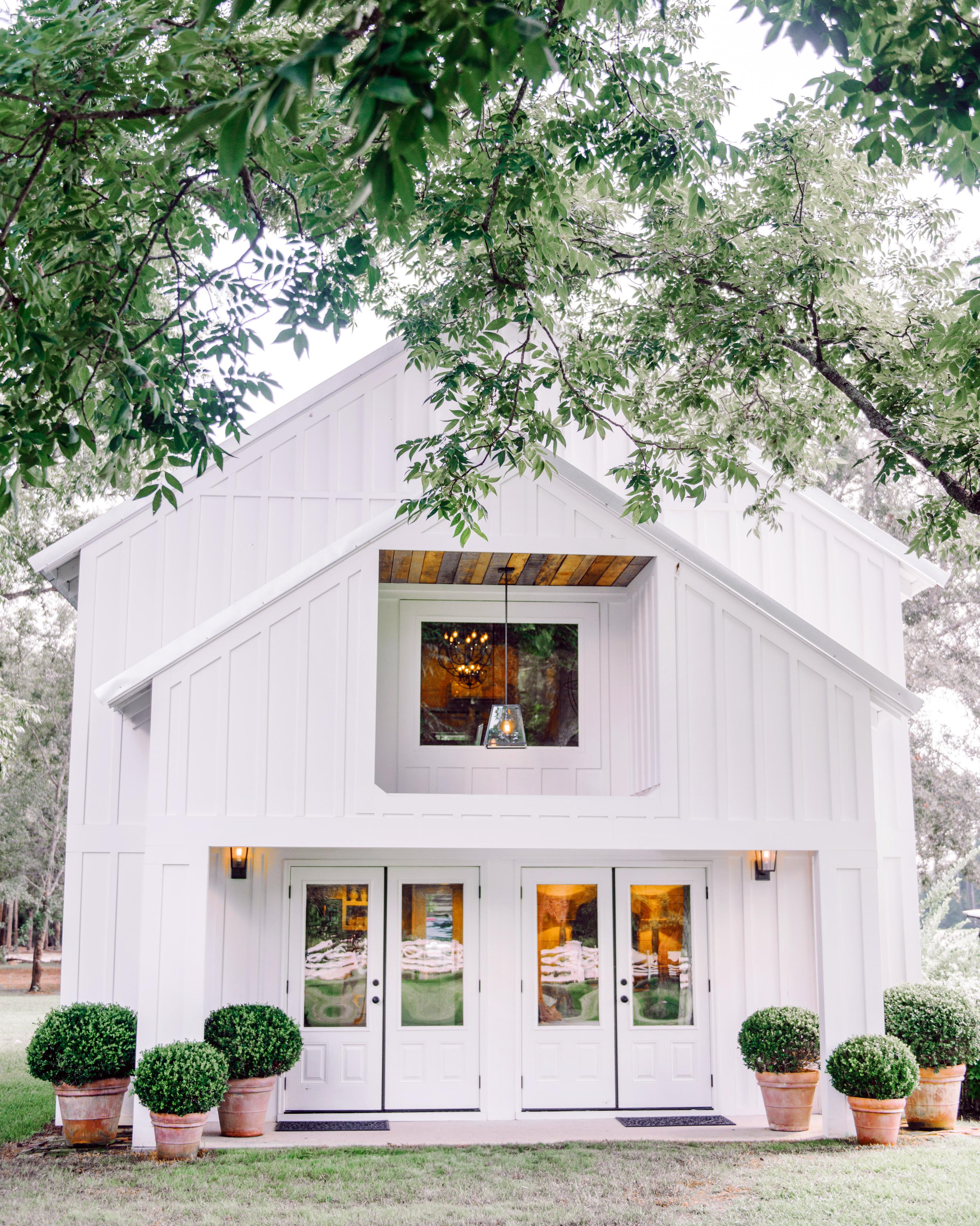 Plan a Charming Wedding at South Carolina's Wildberry Farm