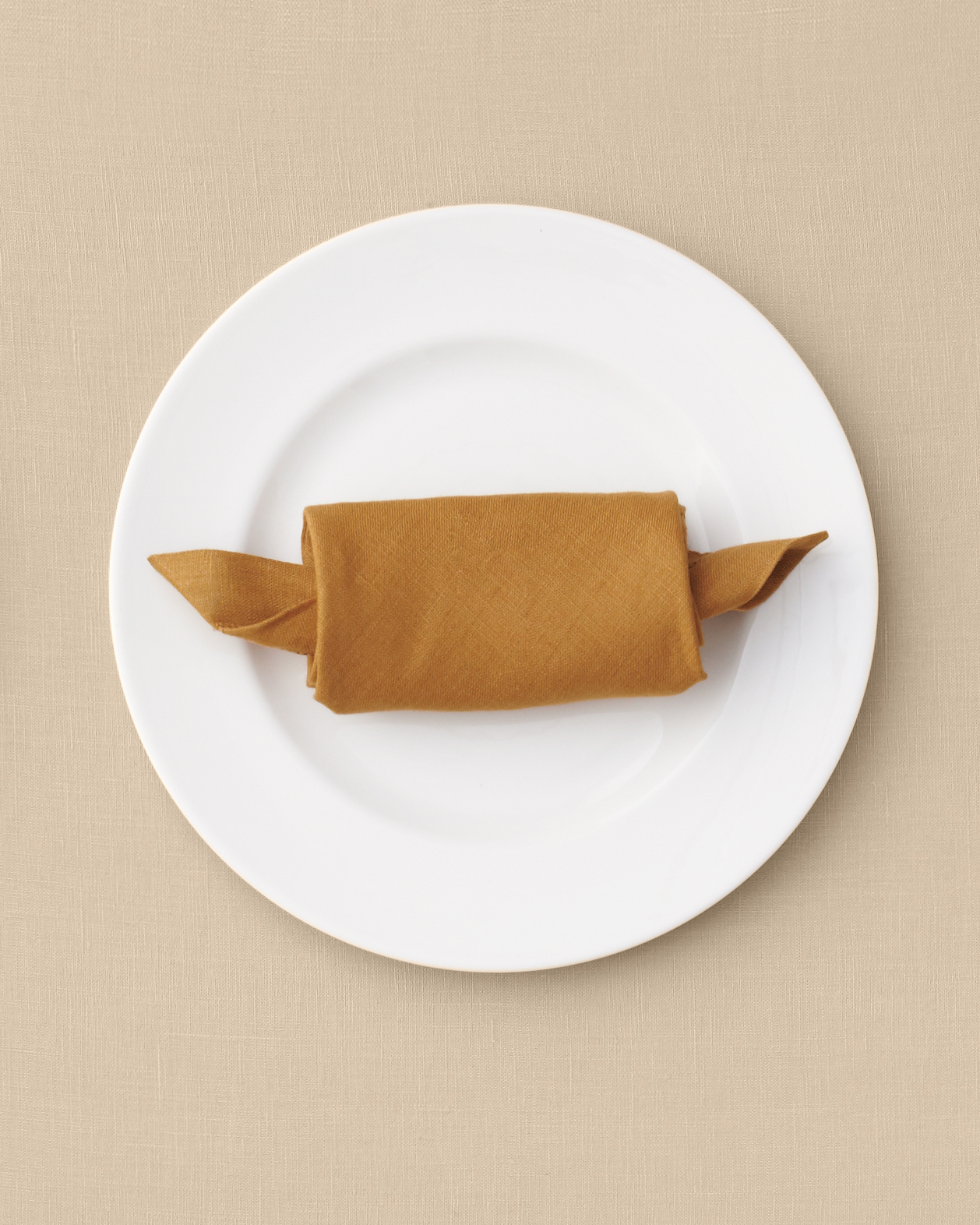 Candy Wrap Napkin Fold