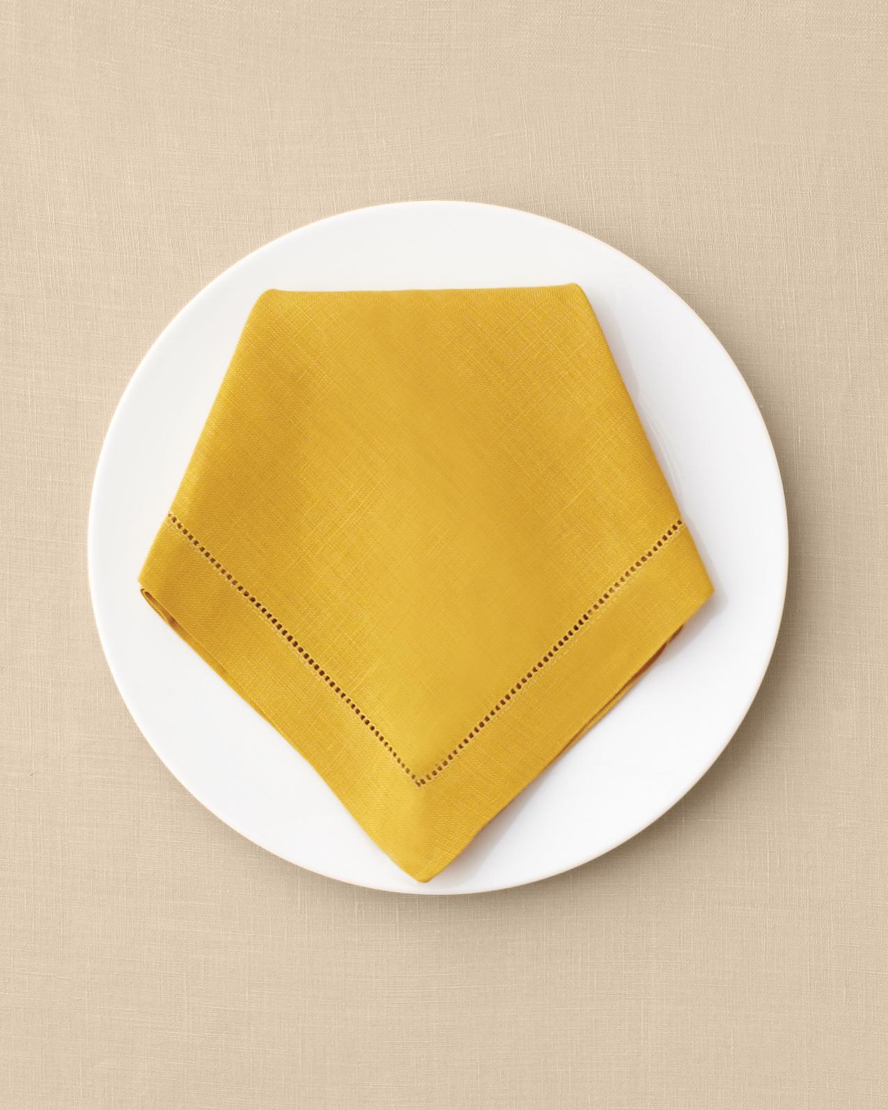 Triangle Napkin Fold