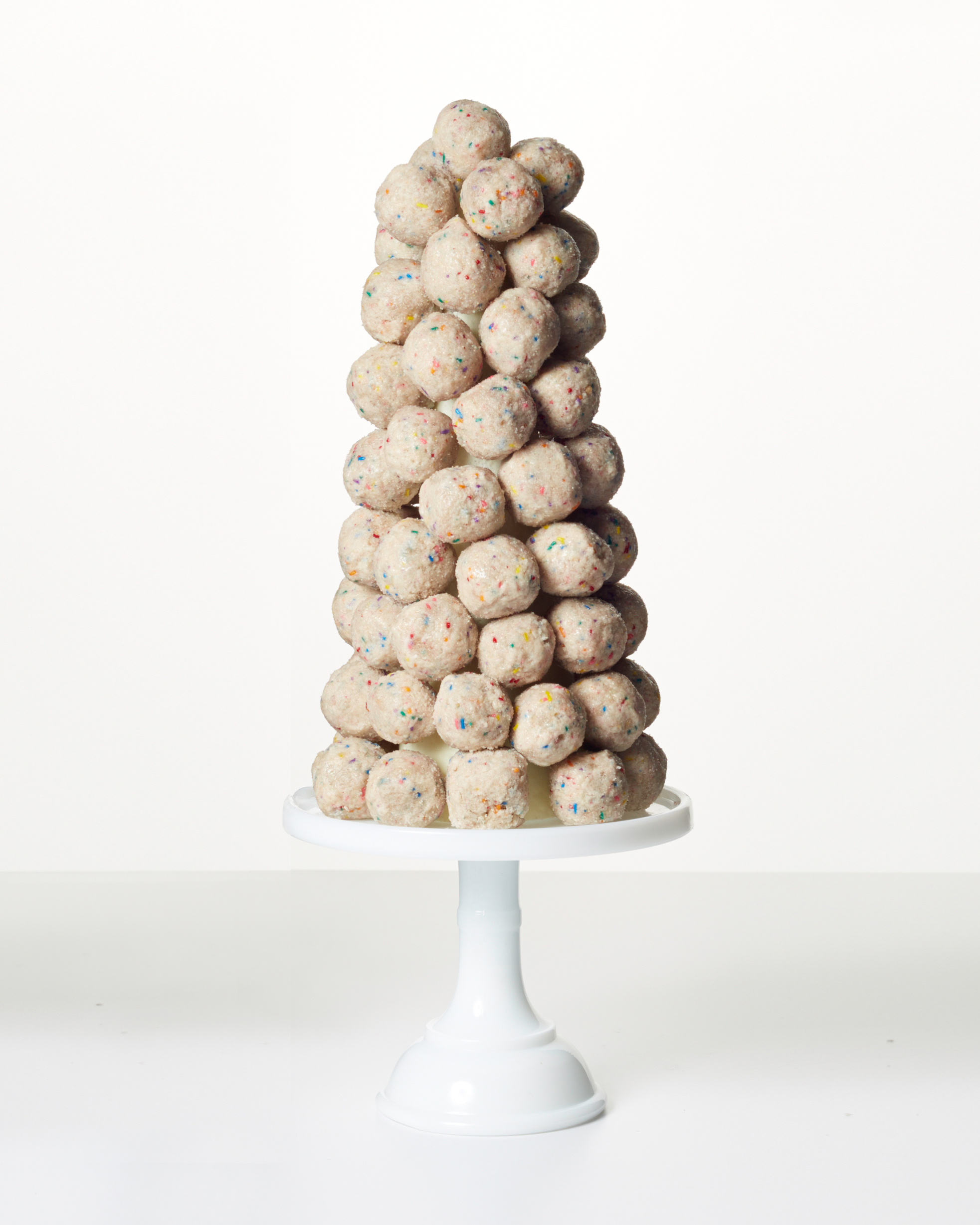 Three Words: Milk Bar Croquembouche