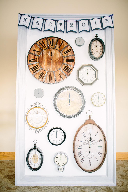 Clock Décor