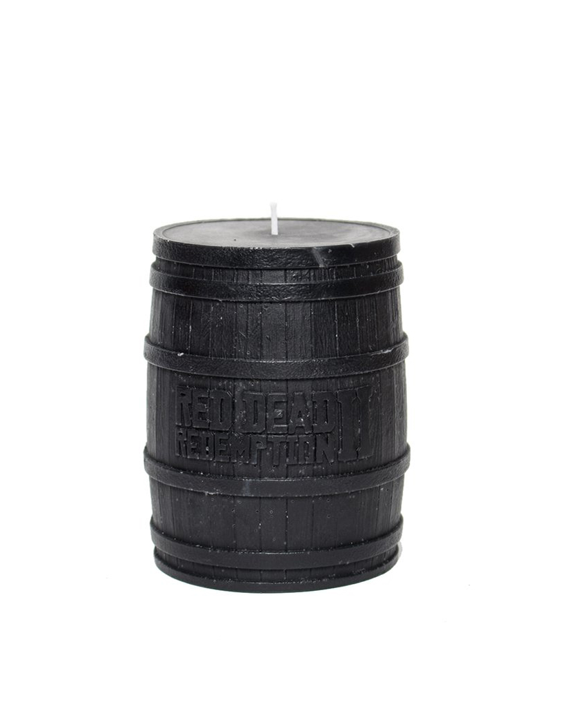 "Joya x Rockstar Games ""Red Dead Redemption 2"" Barrel Candle"