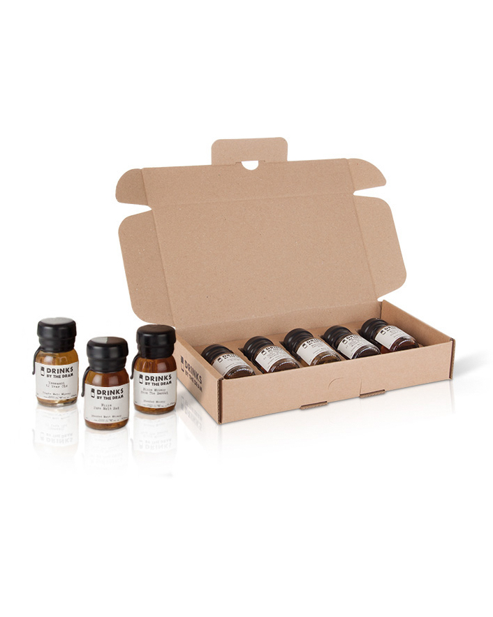 dram drinks tasting kit gift
