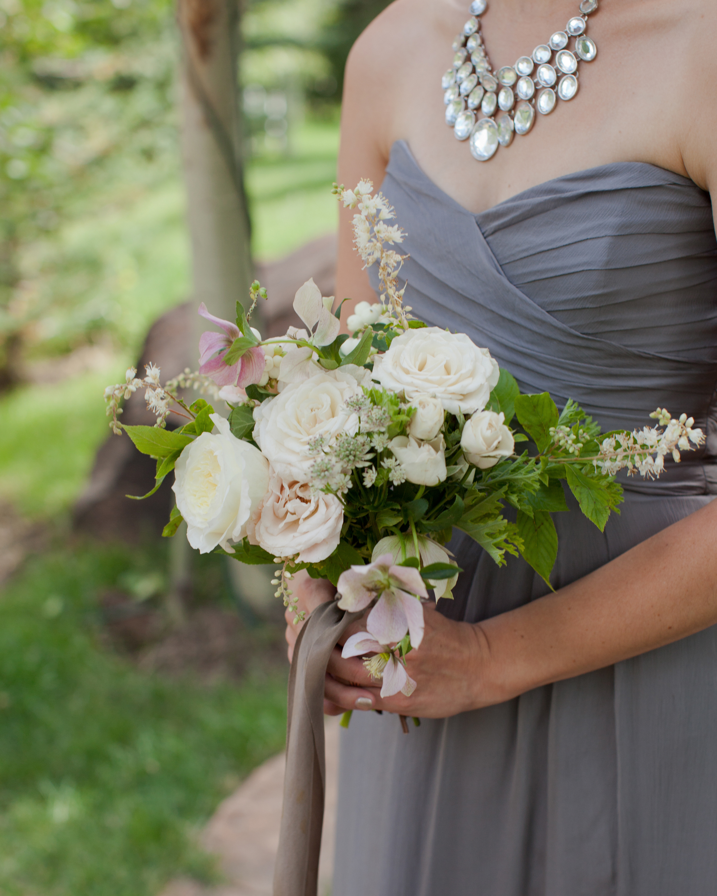 The Maid of Honor's Bouquet