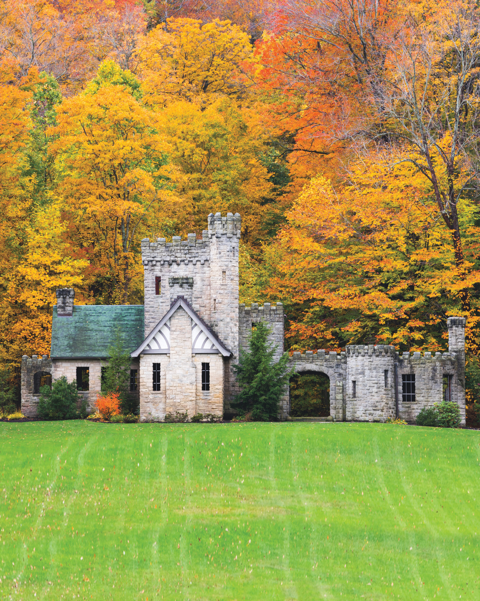 18 Fairy-Tale Castle Wedding Venues in America
