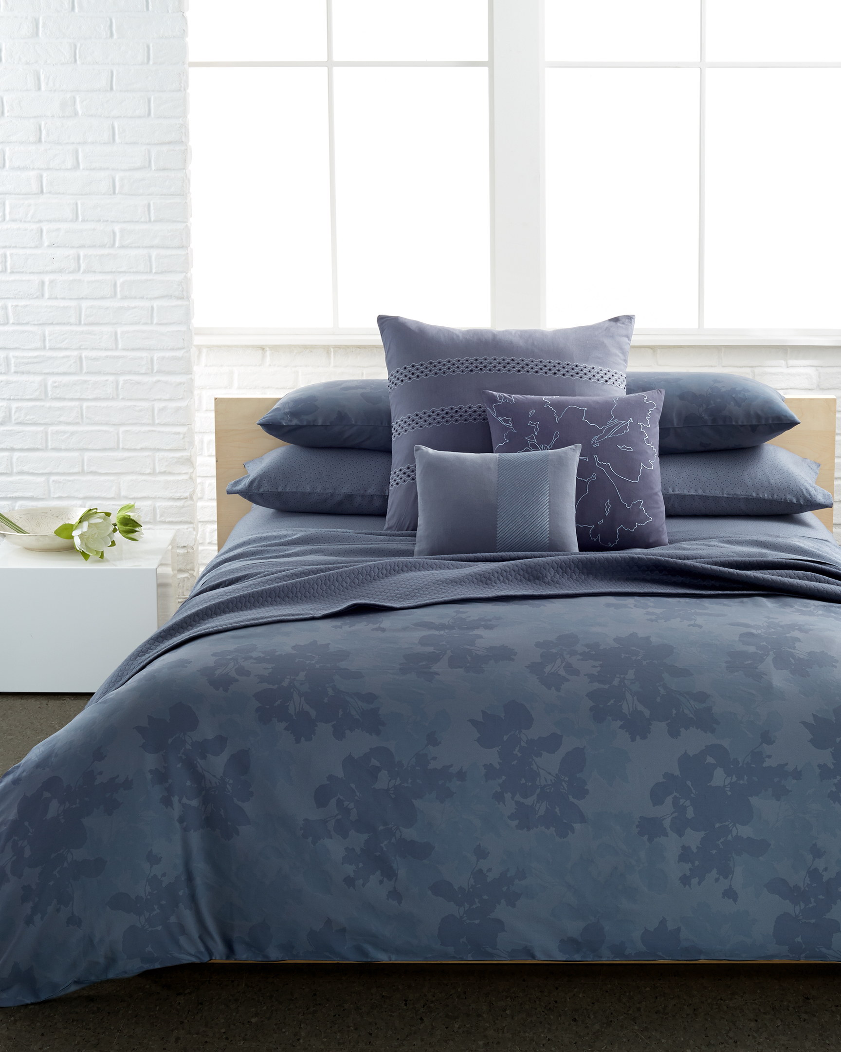 Calvin Klein Home Palisades Comforter and Duvet Cover Sets
