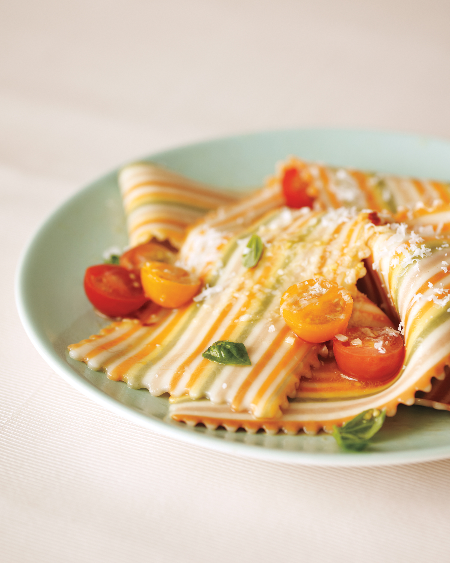 Striped Lasagna