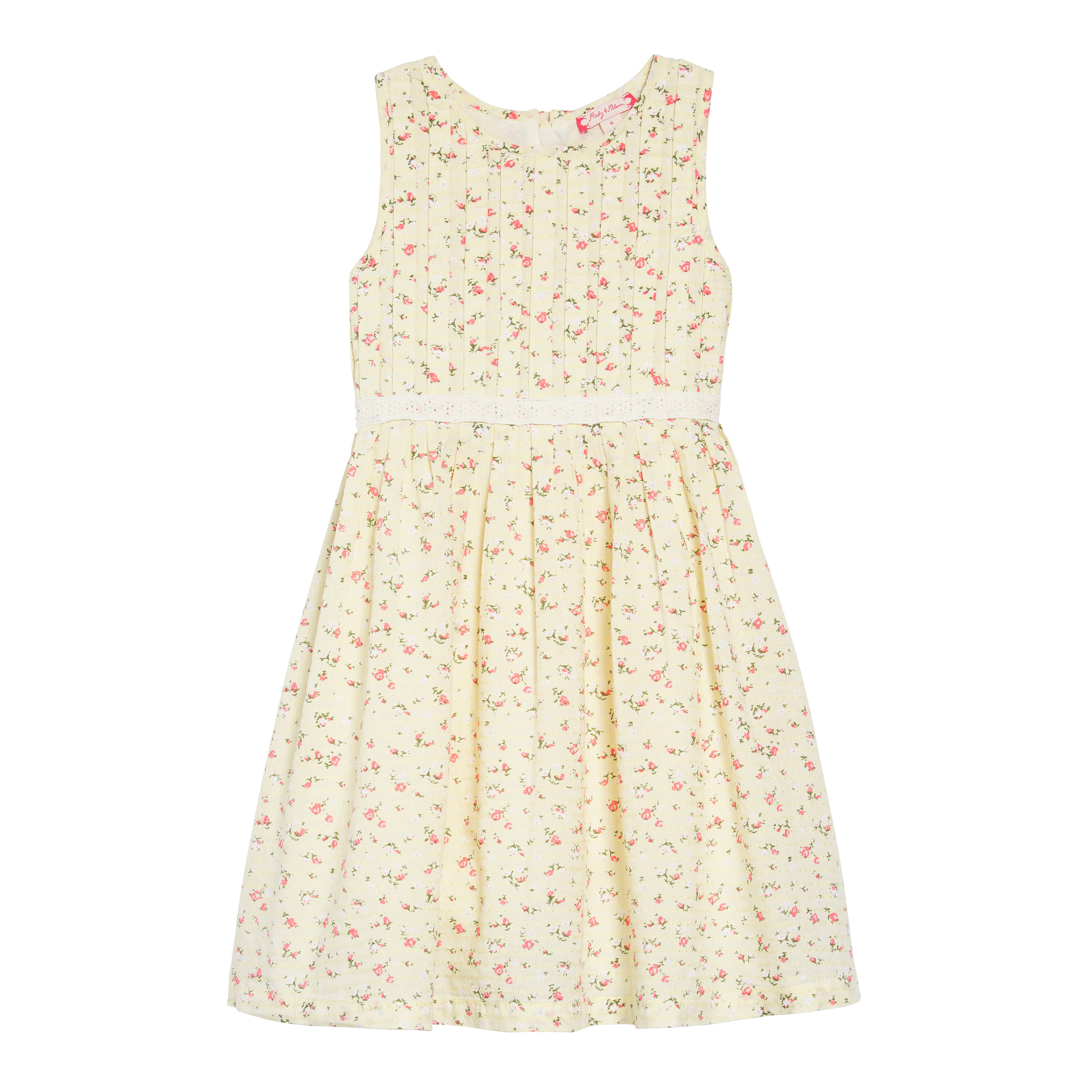 summer flower girl outfit yellow dress