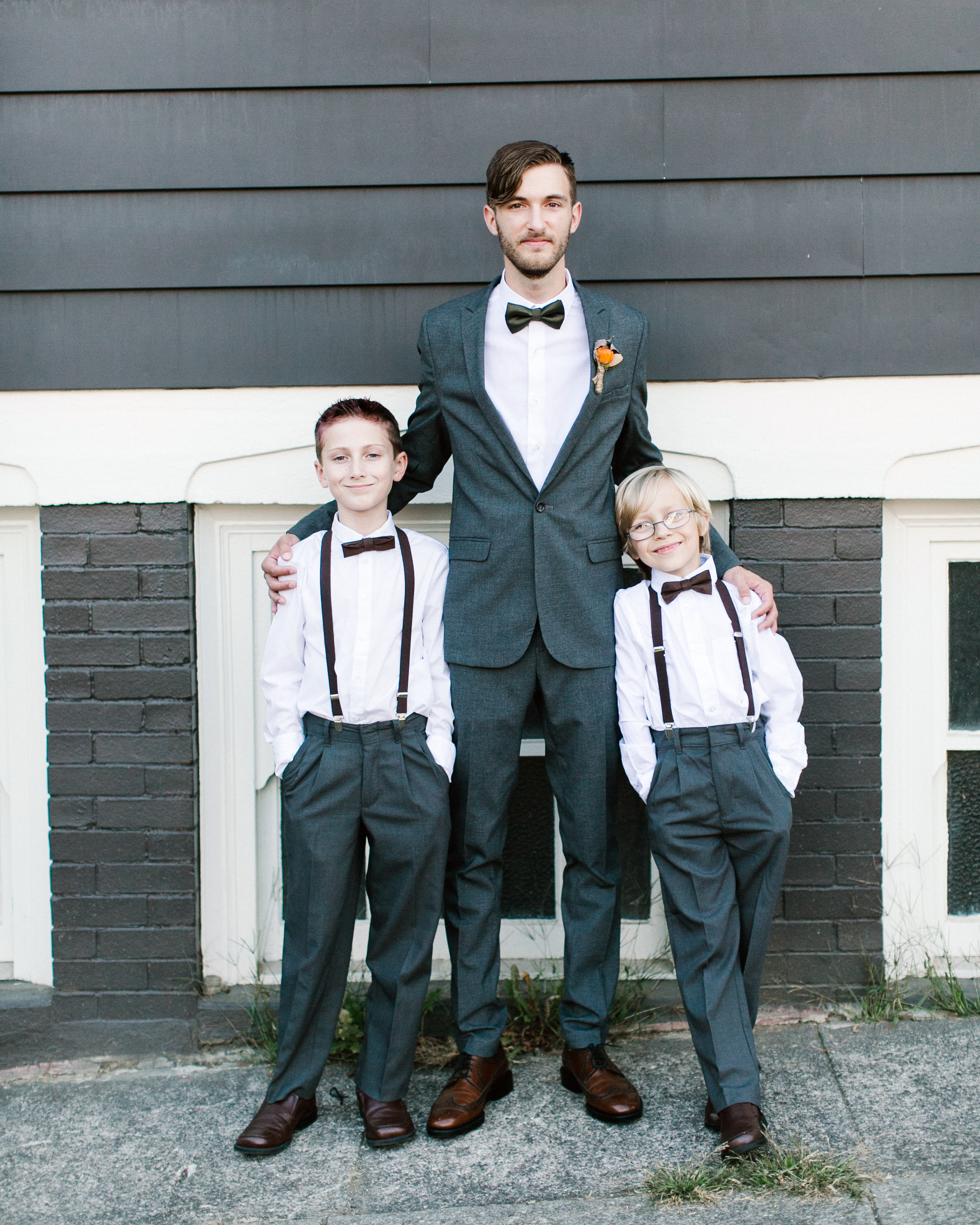 The Two Ring Bearers