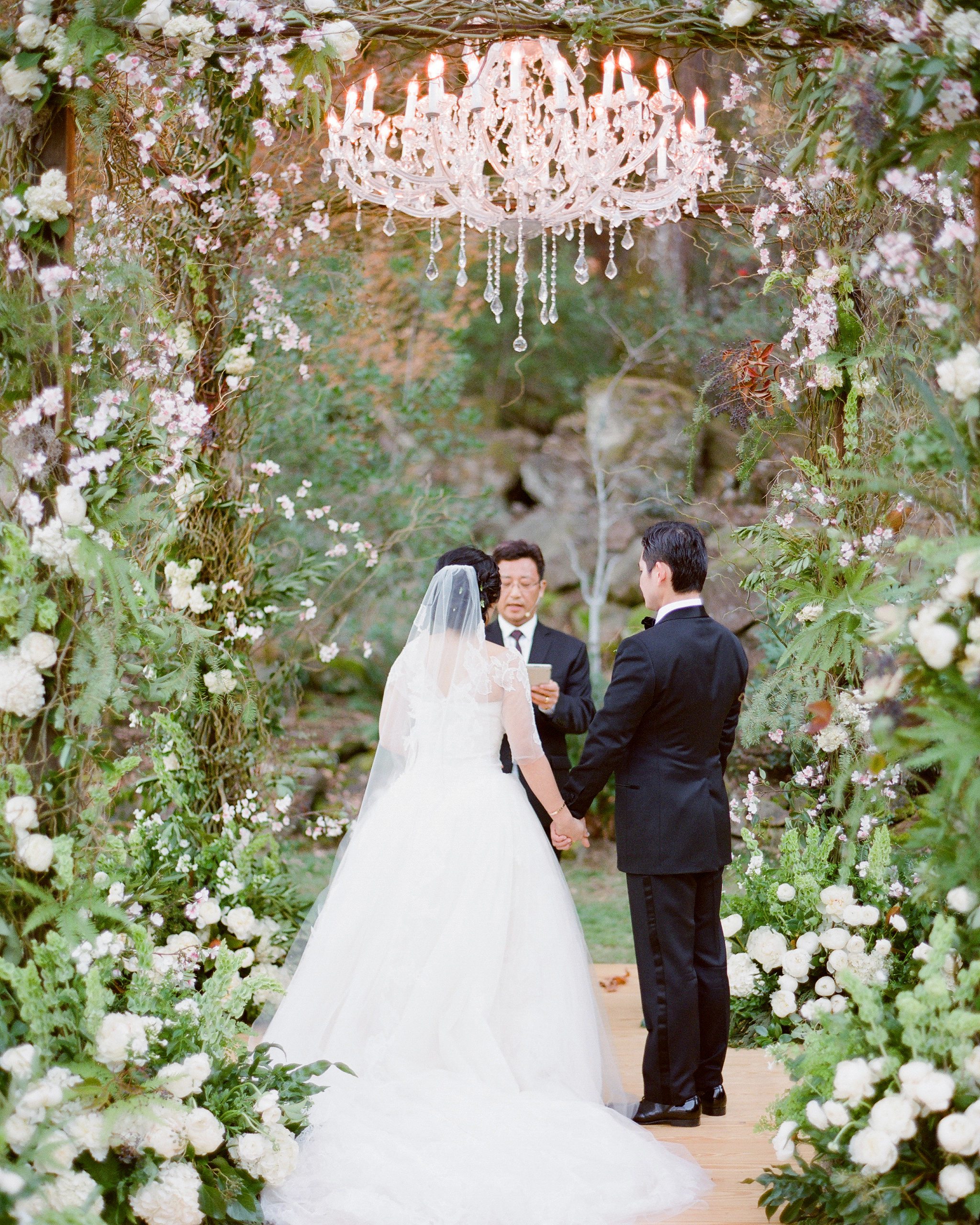 Adriana and Han's Storybook-Inspired Wedding Video