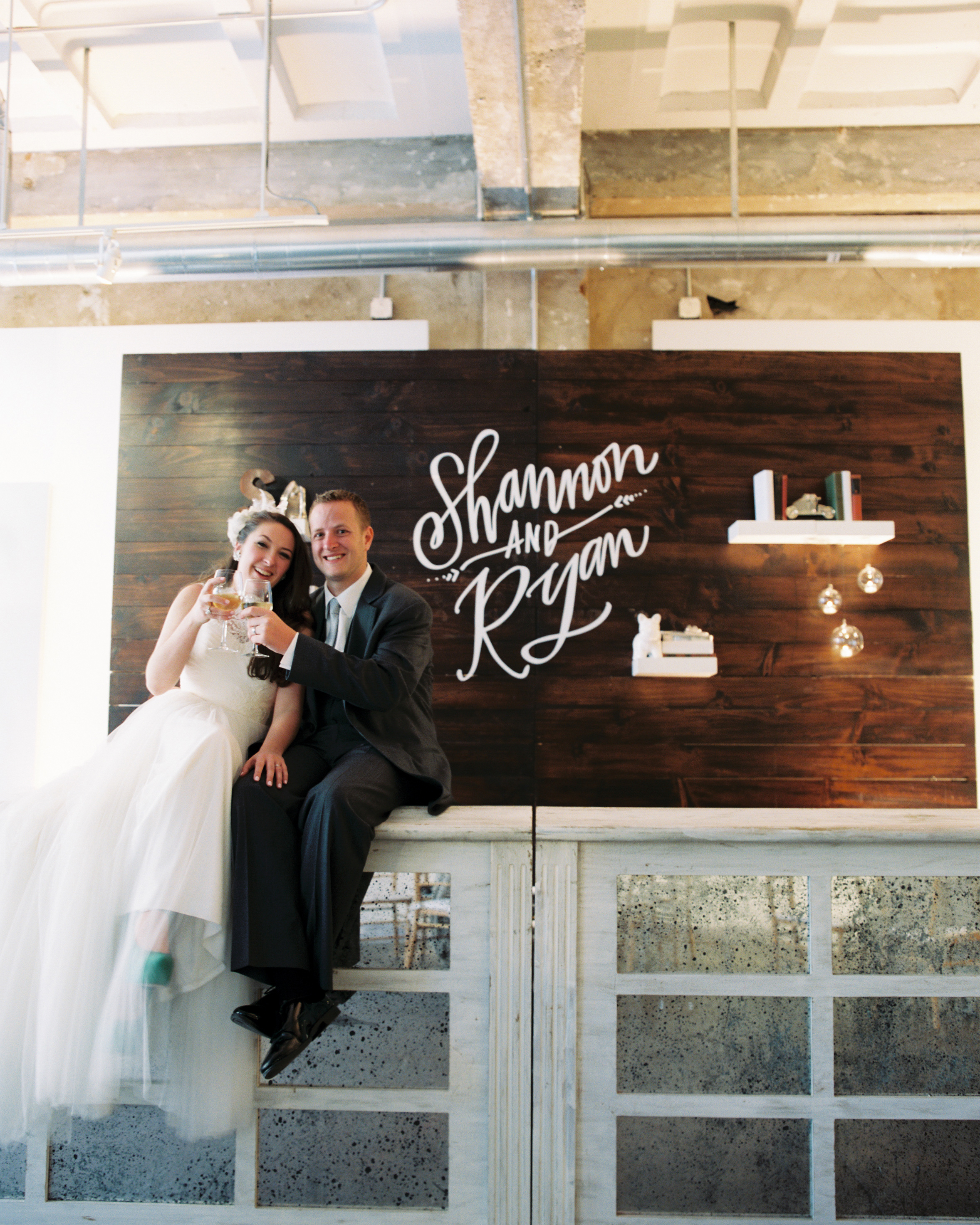 Shannon and Ryan's Art Gallery Wedding in D.C.