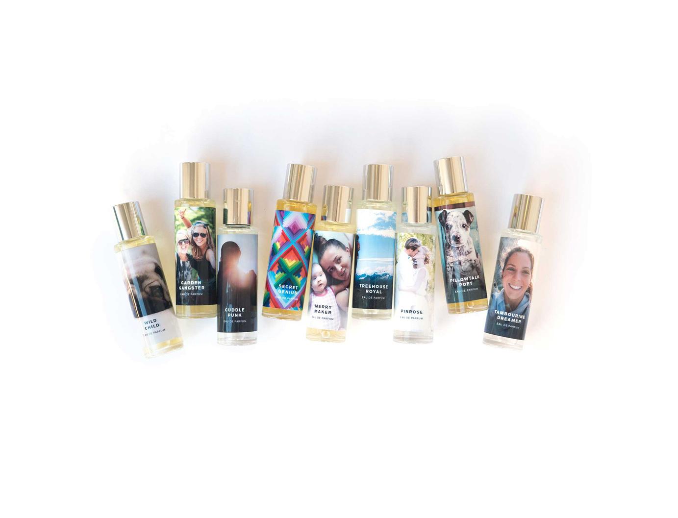 Pinrose Perfume