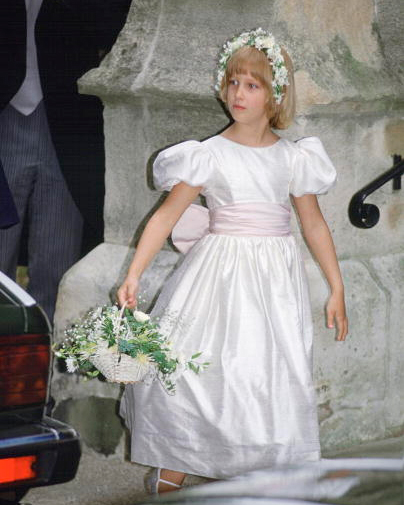 21 Royal Children At Weddings