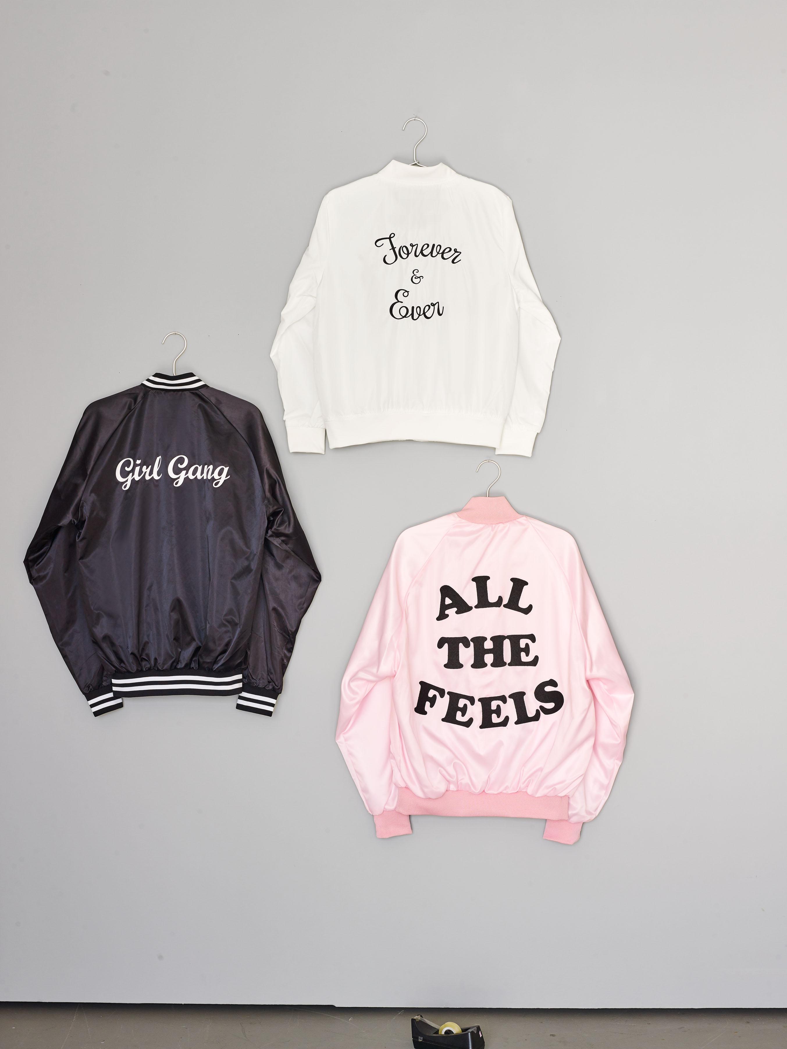 Slogan Jackets