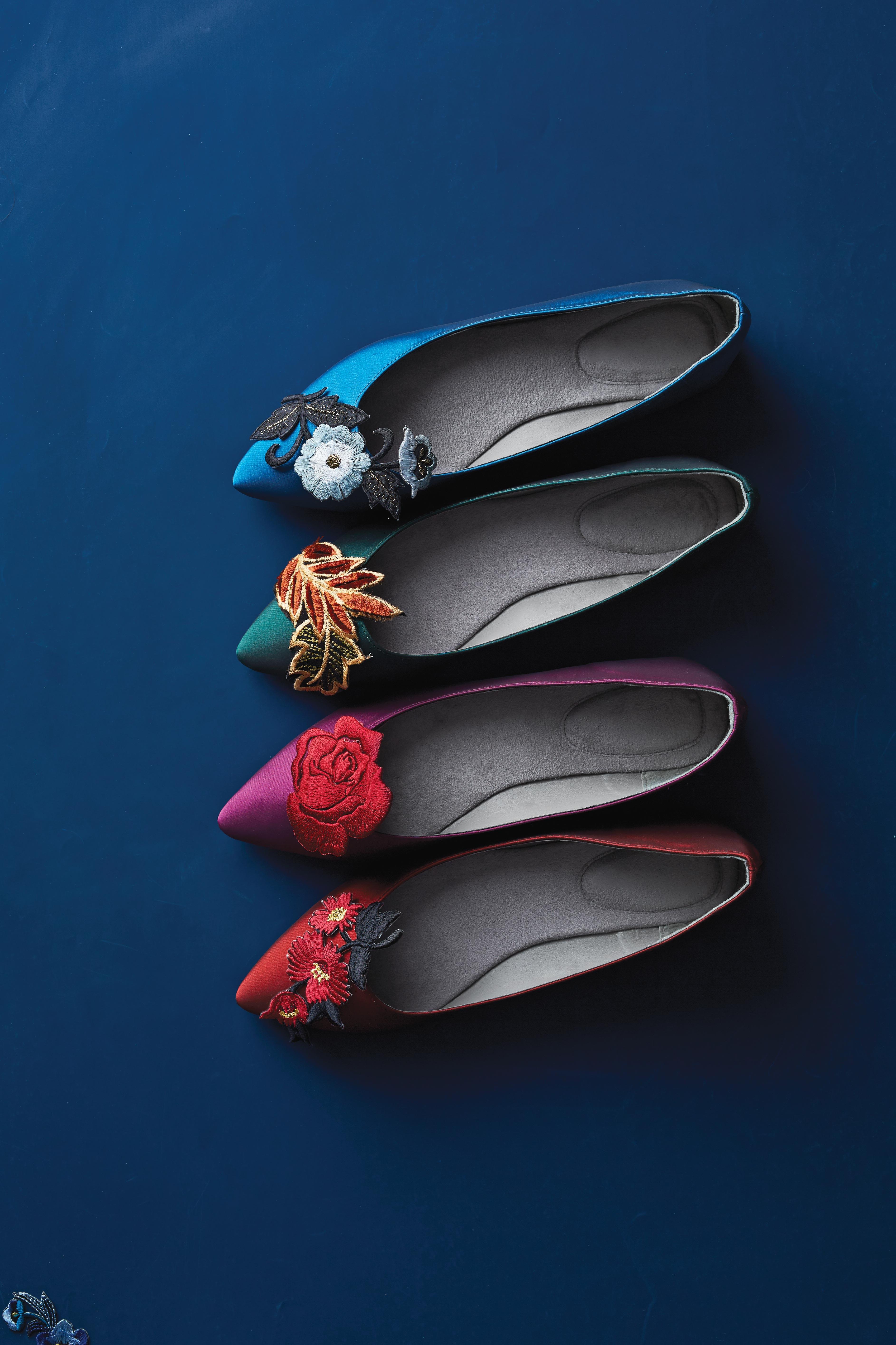 Custom Ballet Flats