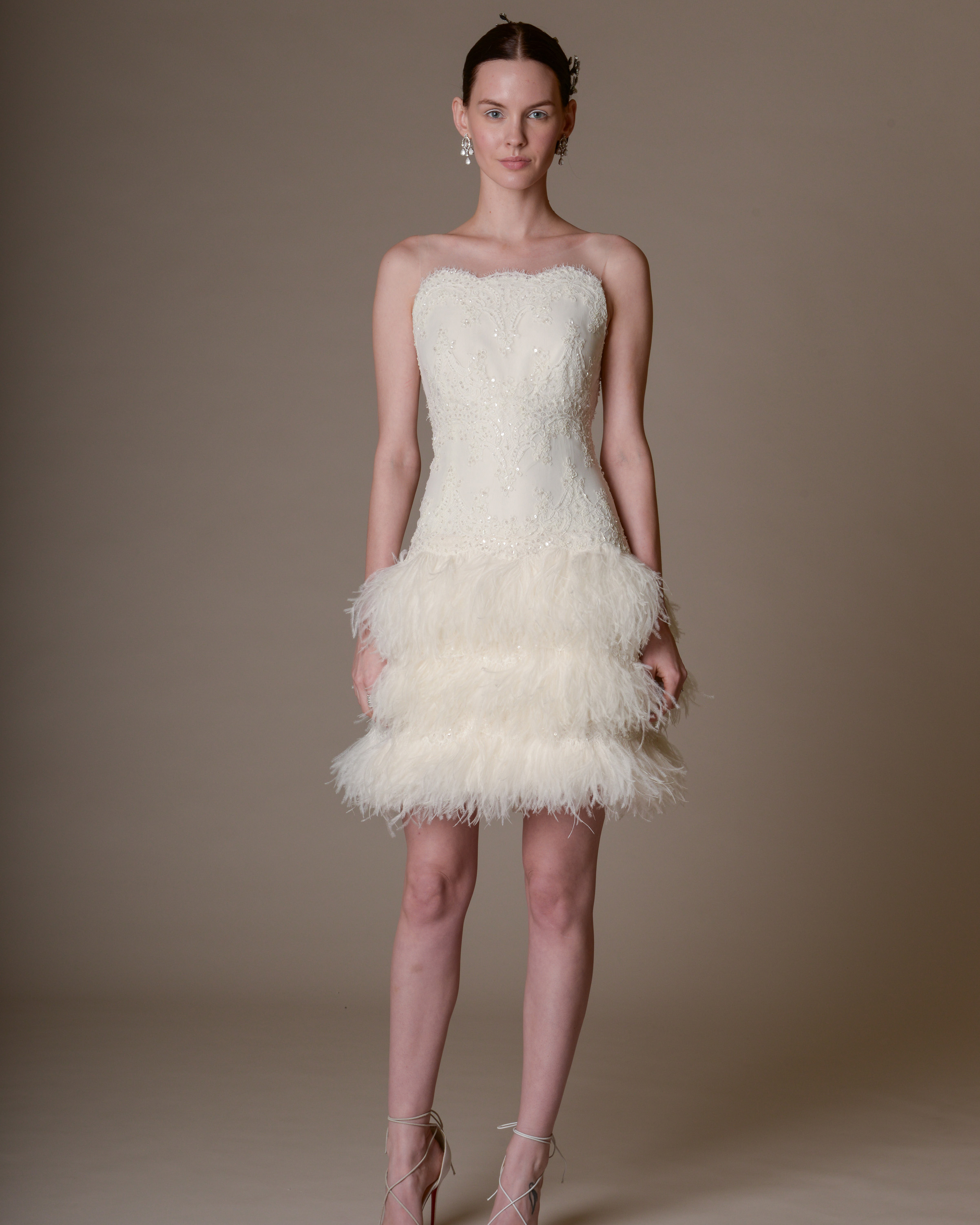 21 Short Wedding Dresses That Go to New Lengths for the Big Day