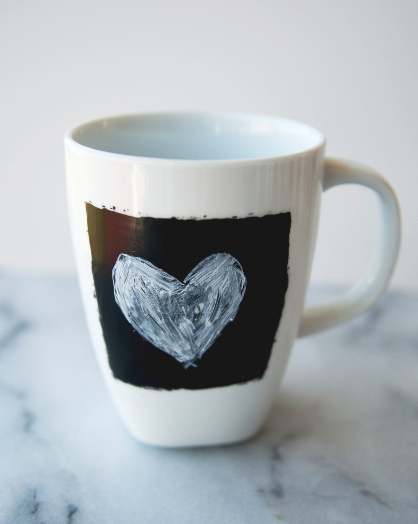 Chalkboard Coffee Mugs