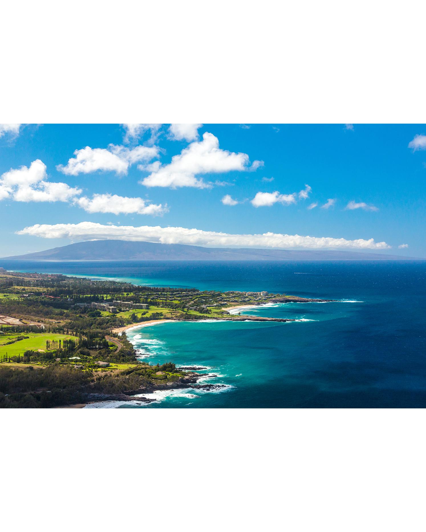 Kapalua Bay in Maui, Hawaii