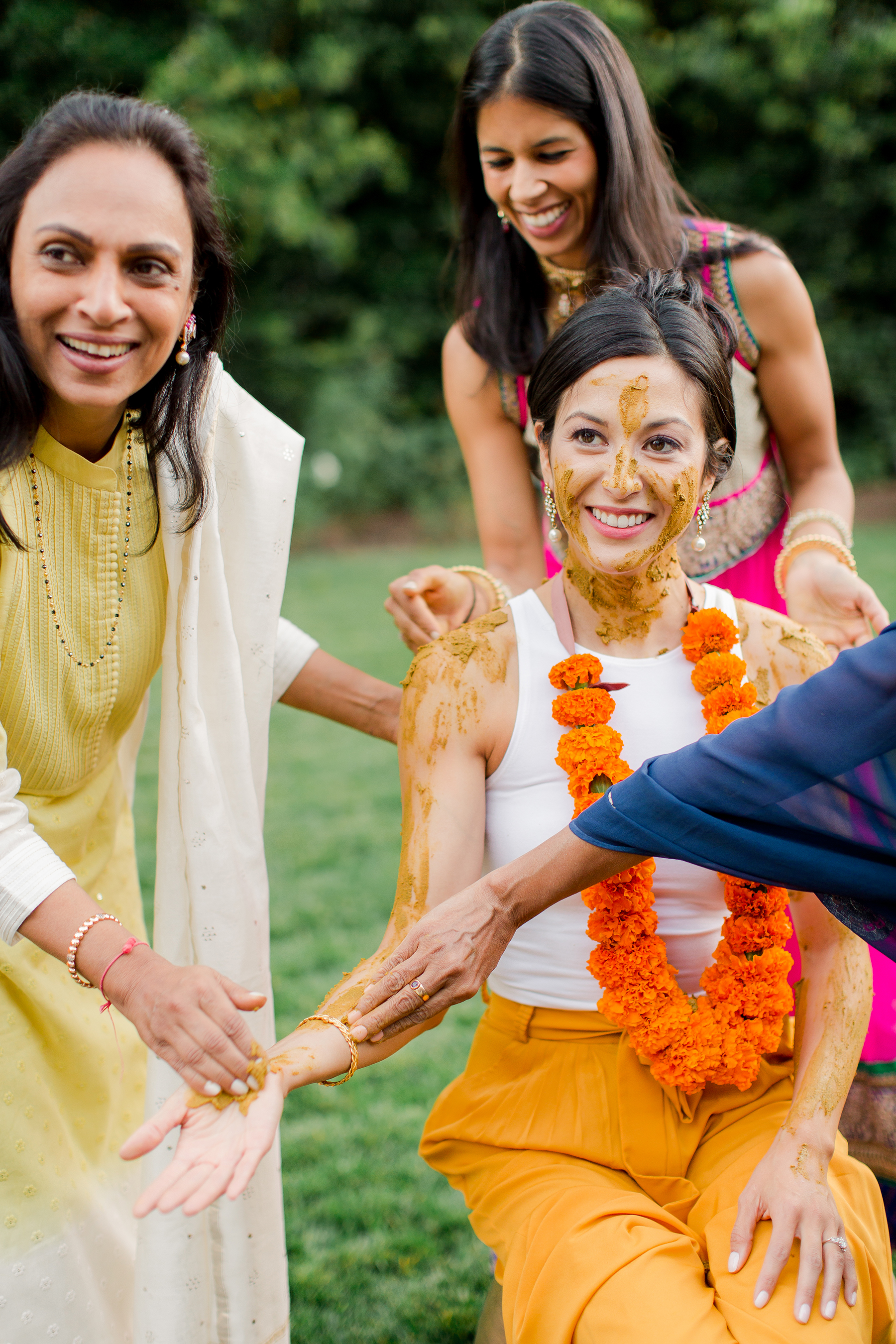 The Haldi Ceremony