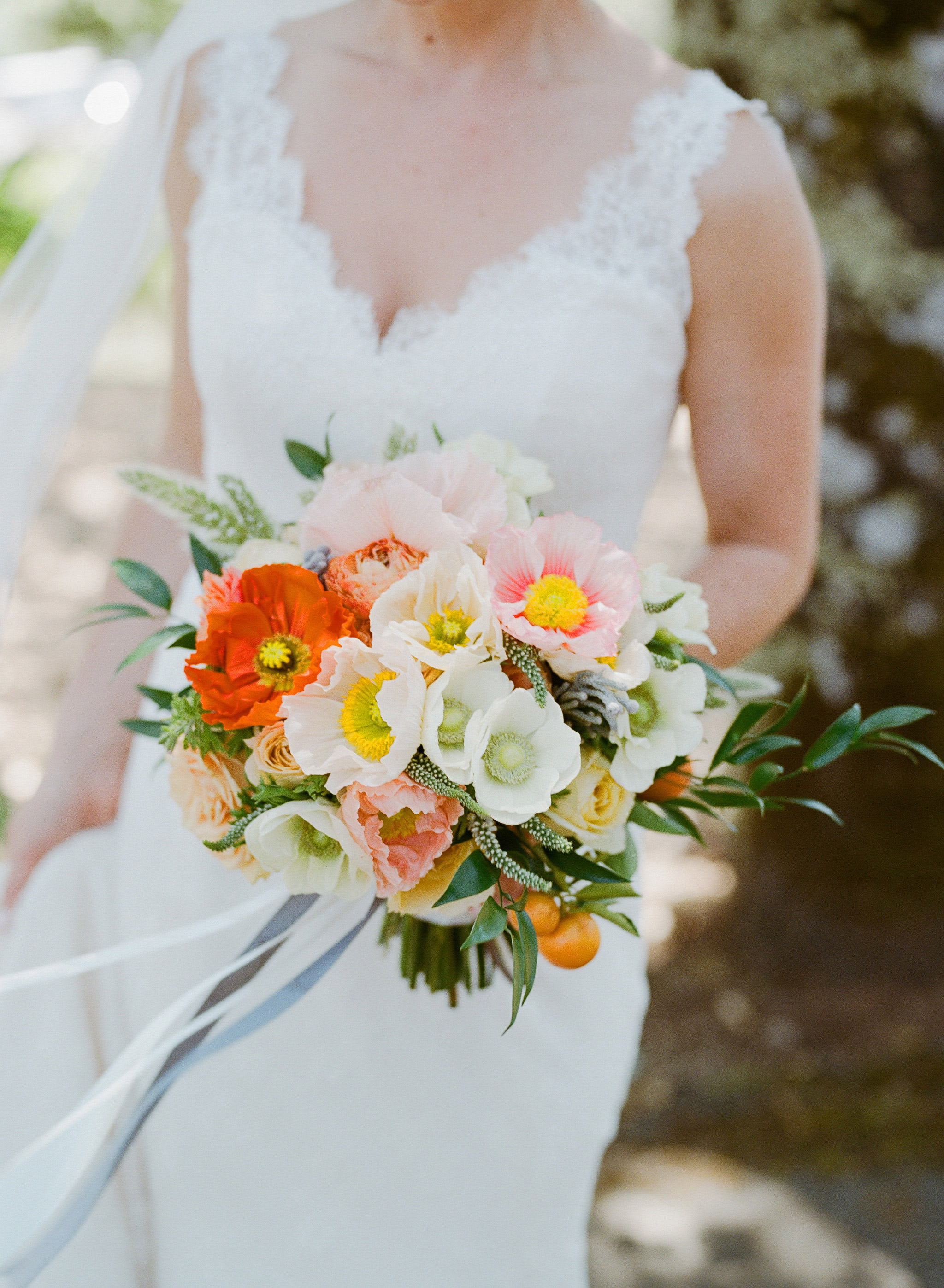 summer wedding bouquets christina mcneill