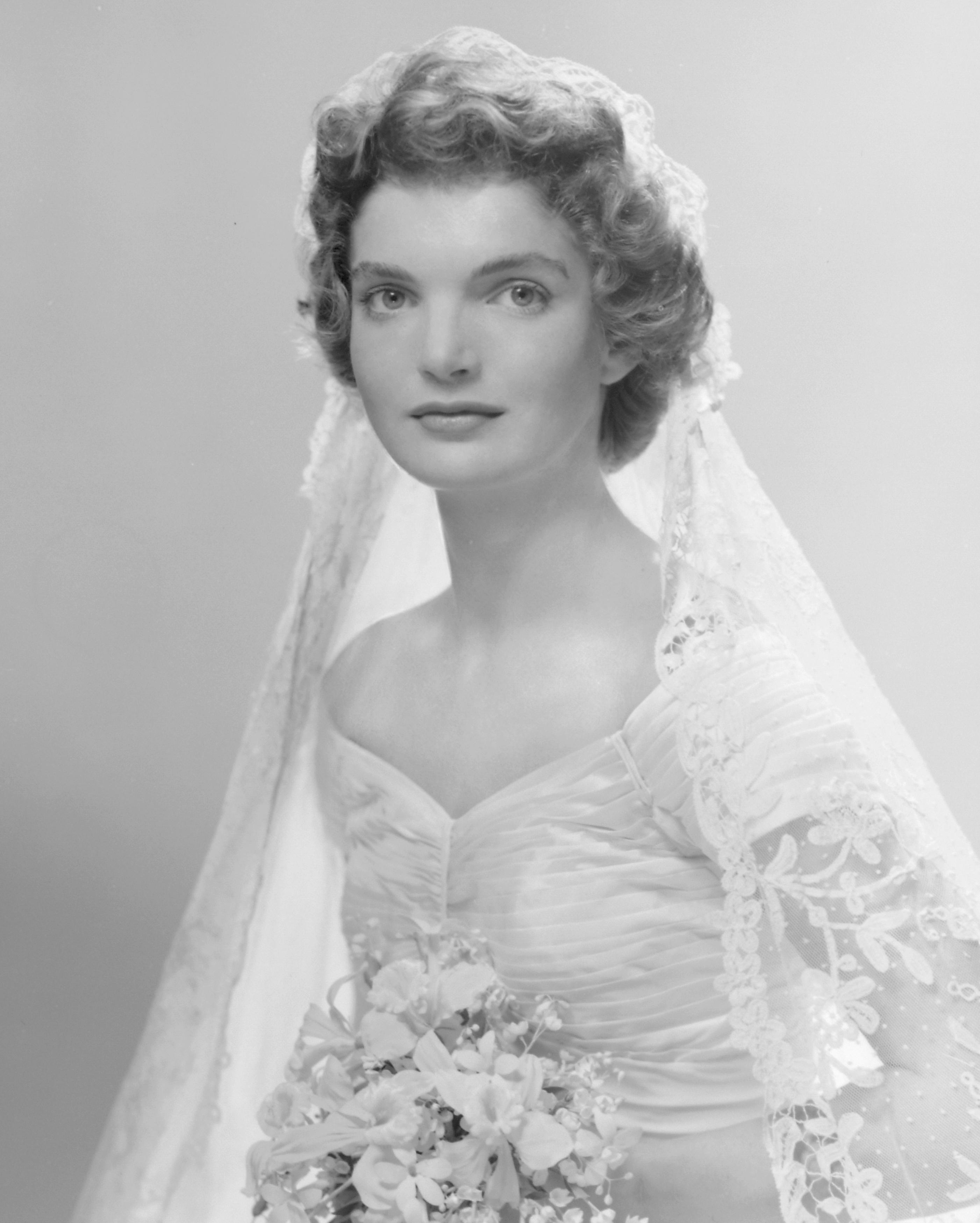 Celebrity Brides Who Wore Unforgettable Veils