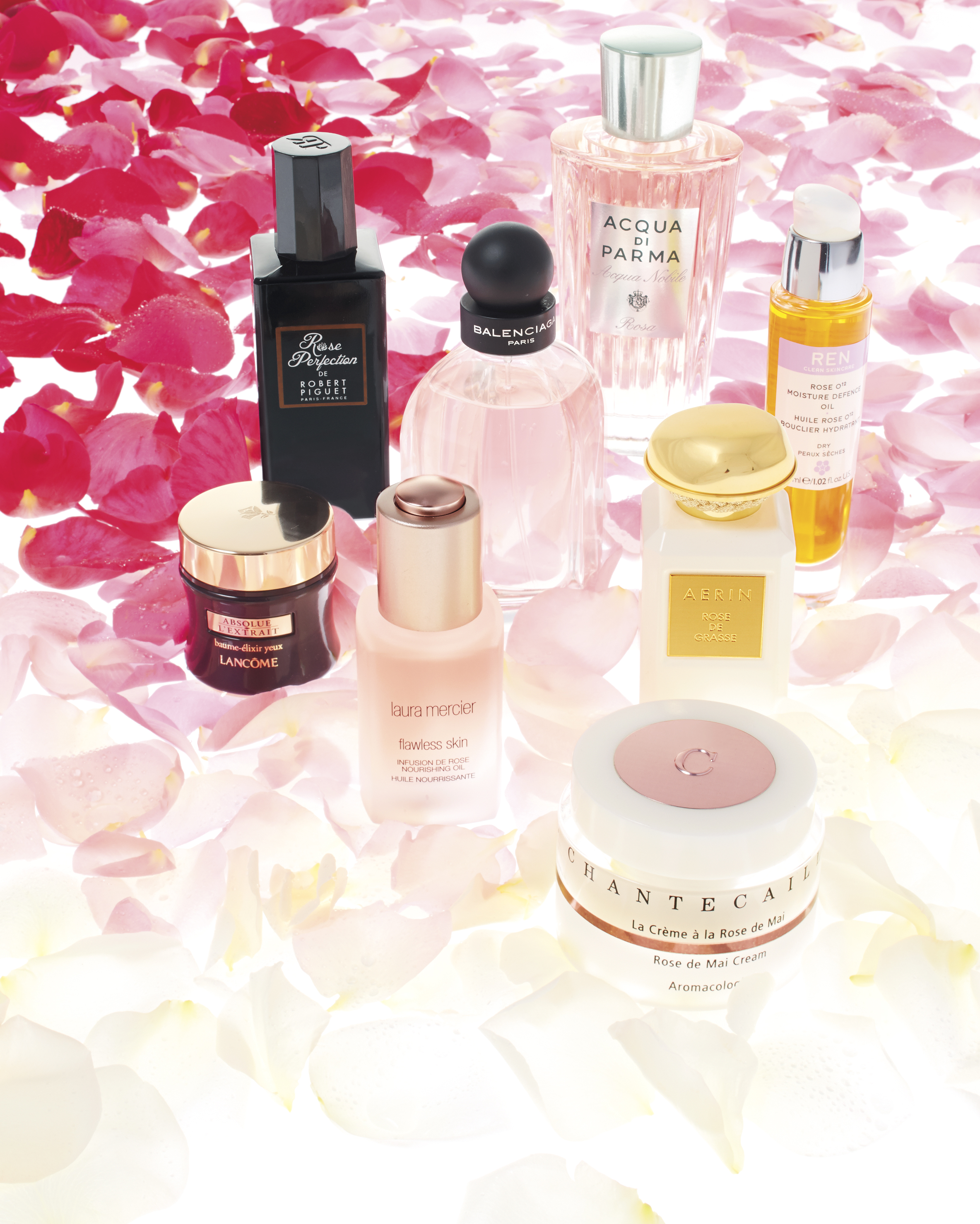 8 Rose Beauty Products That Will Leave You As Beautiful on Your Wedding Day As the Flower