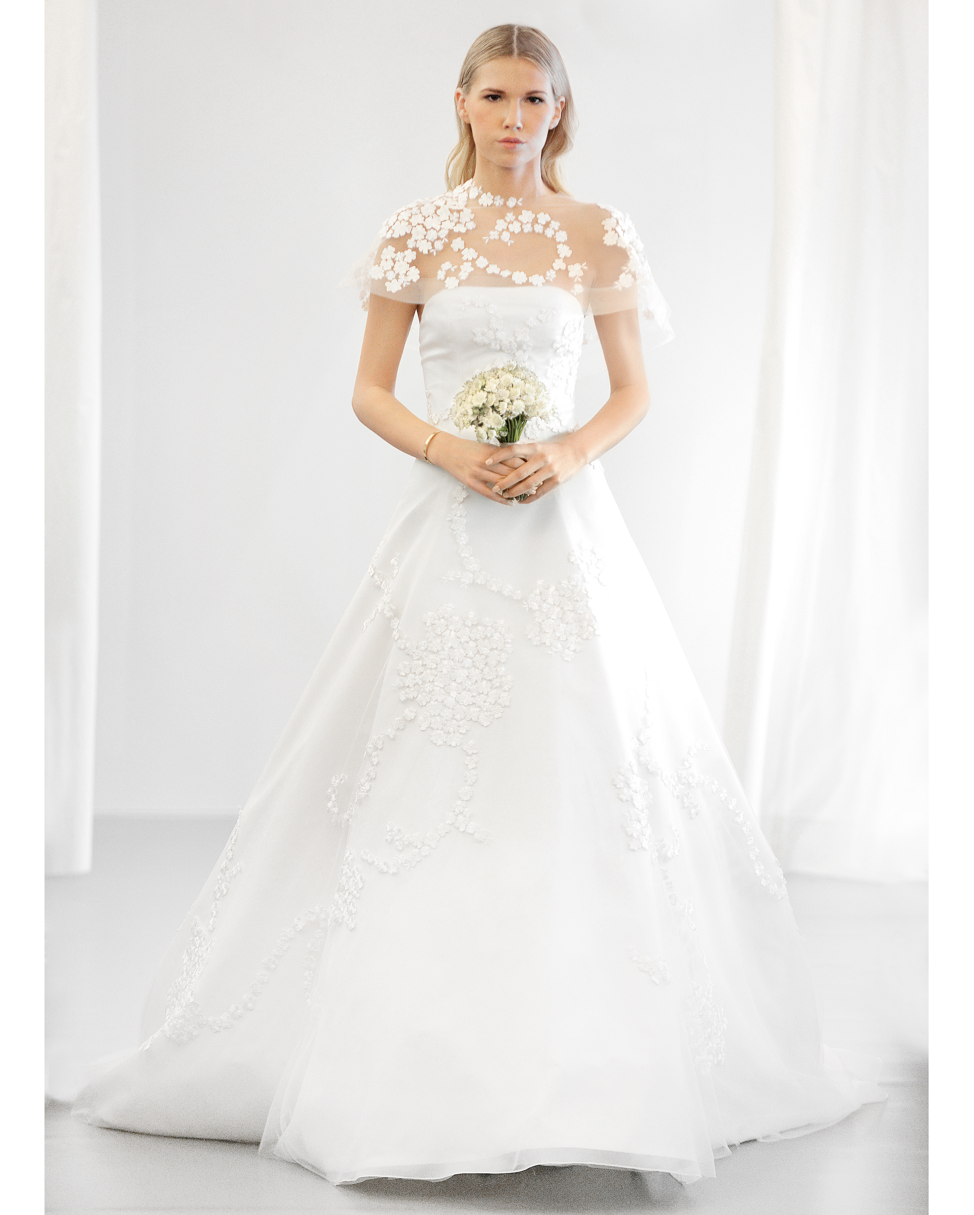 23d6449872ad2 50 Wedding Dresses for Every Bride's State Pride | Martha Stewart ...