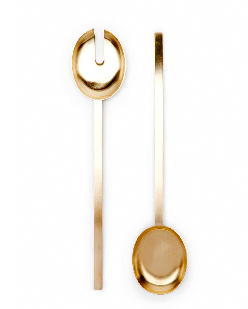 Ferm Living Brass Salad Servers