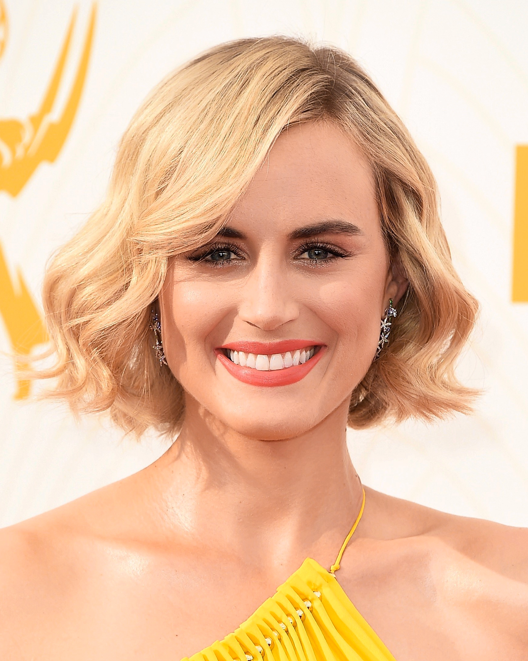 Taylor Schilling Wedding.15 Celebrity Hairstyle How Tos To Try For Your Wedding Day Martha
