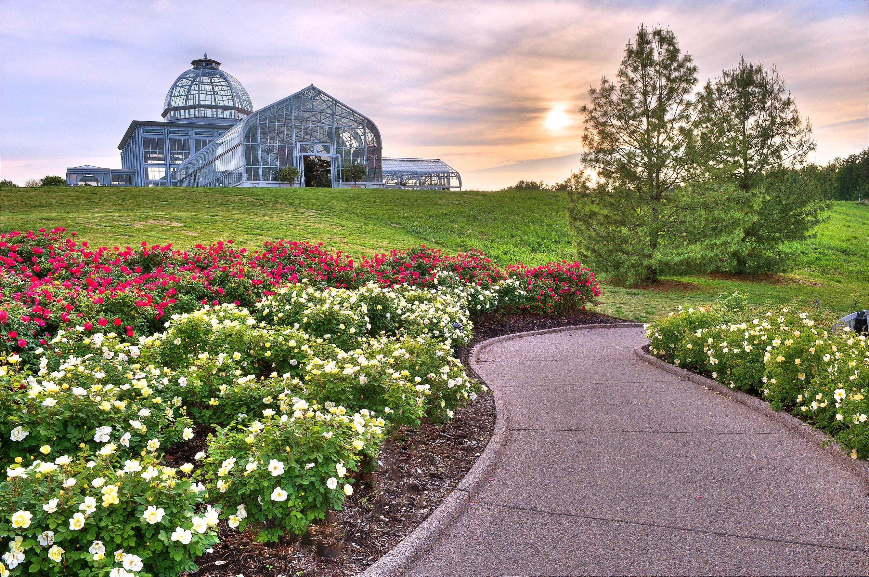 botanical garden conservatory