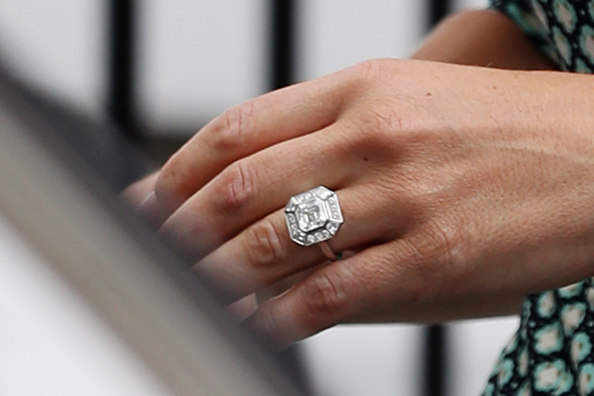 73 Amazing Celebrity Engagement Rings | Martha Stewart Weddings