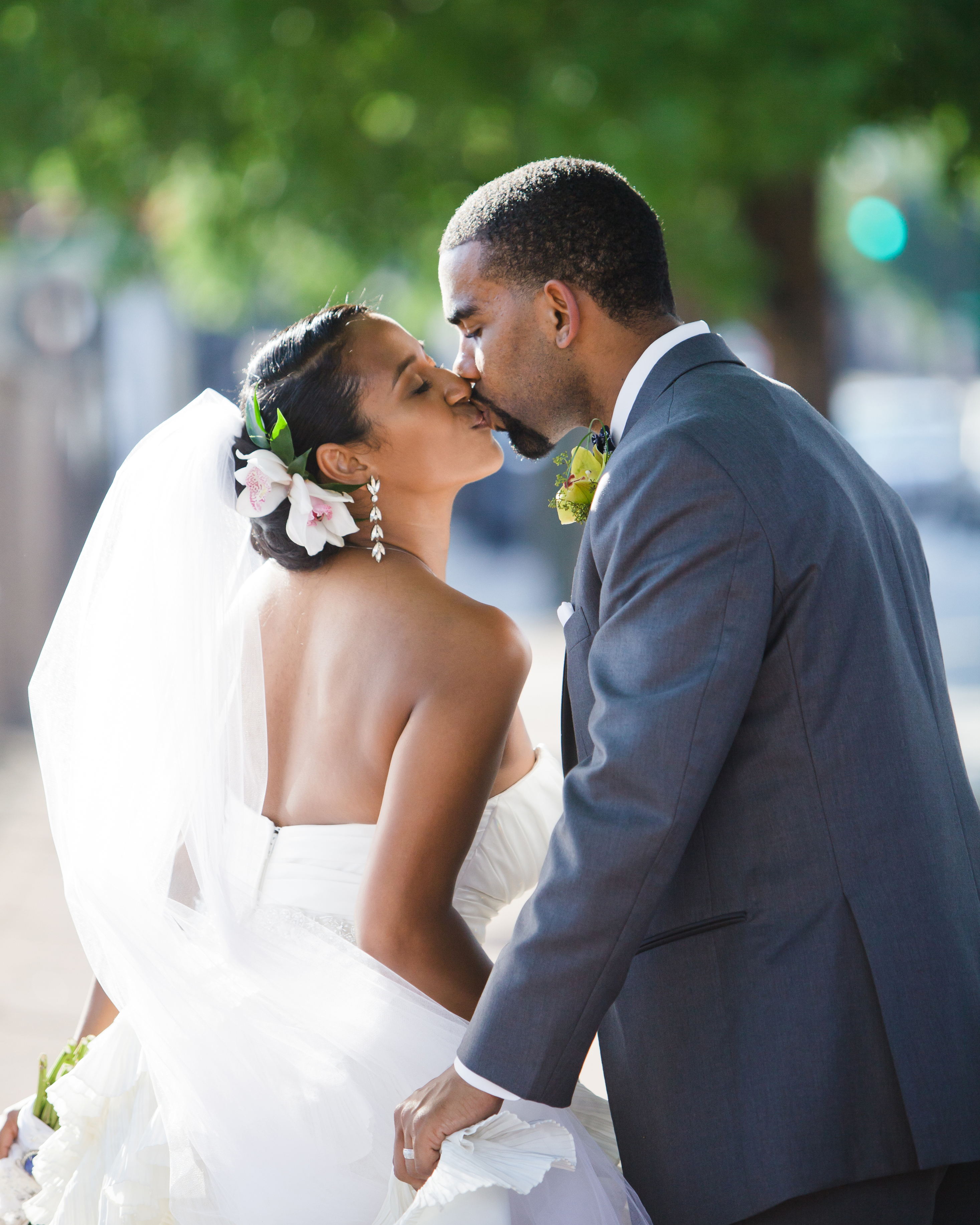 A Harlem Renaissance-Inspired Wedding in Richmond, Virginia