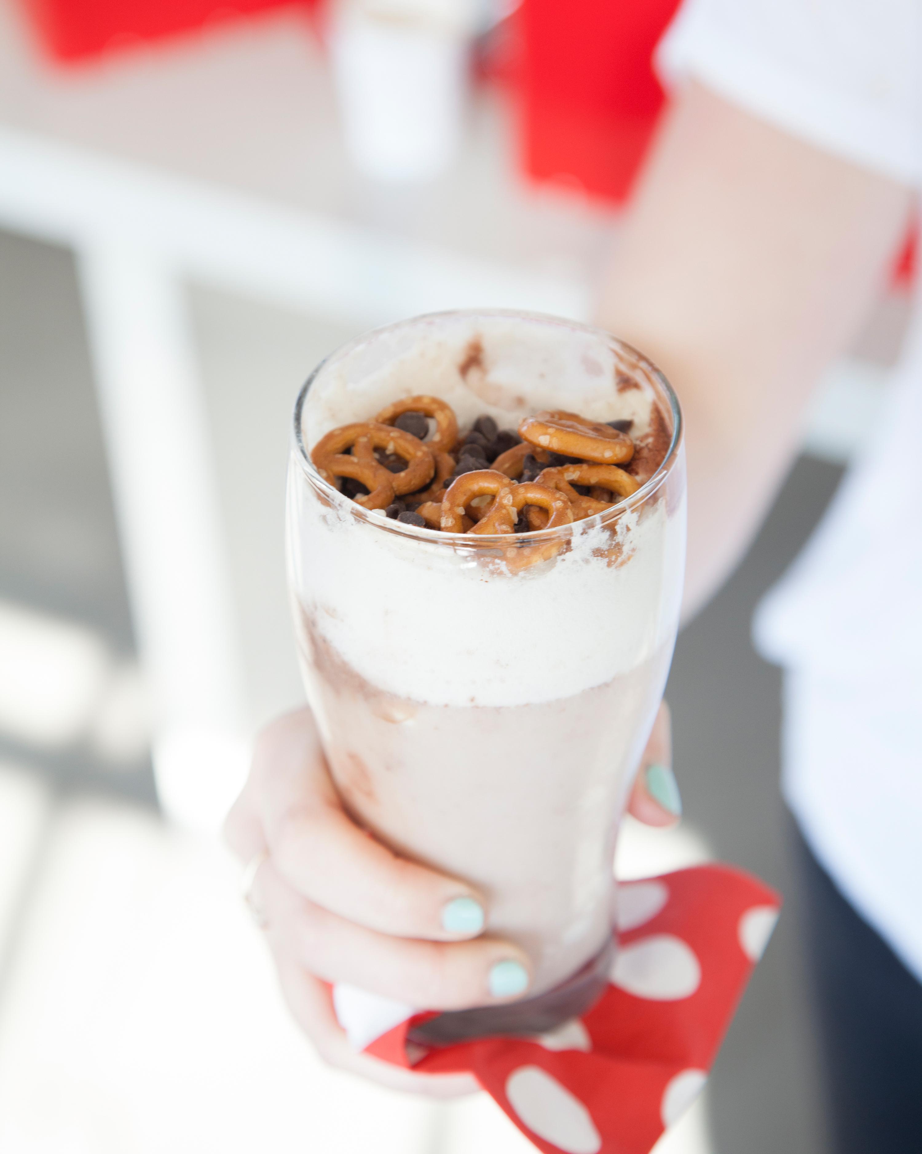 retro-ice-cream-parlor-bridal-shower-jaime-signature-milkshake-with-pretzels-0815.jpg