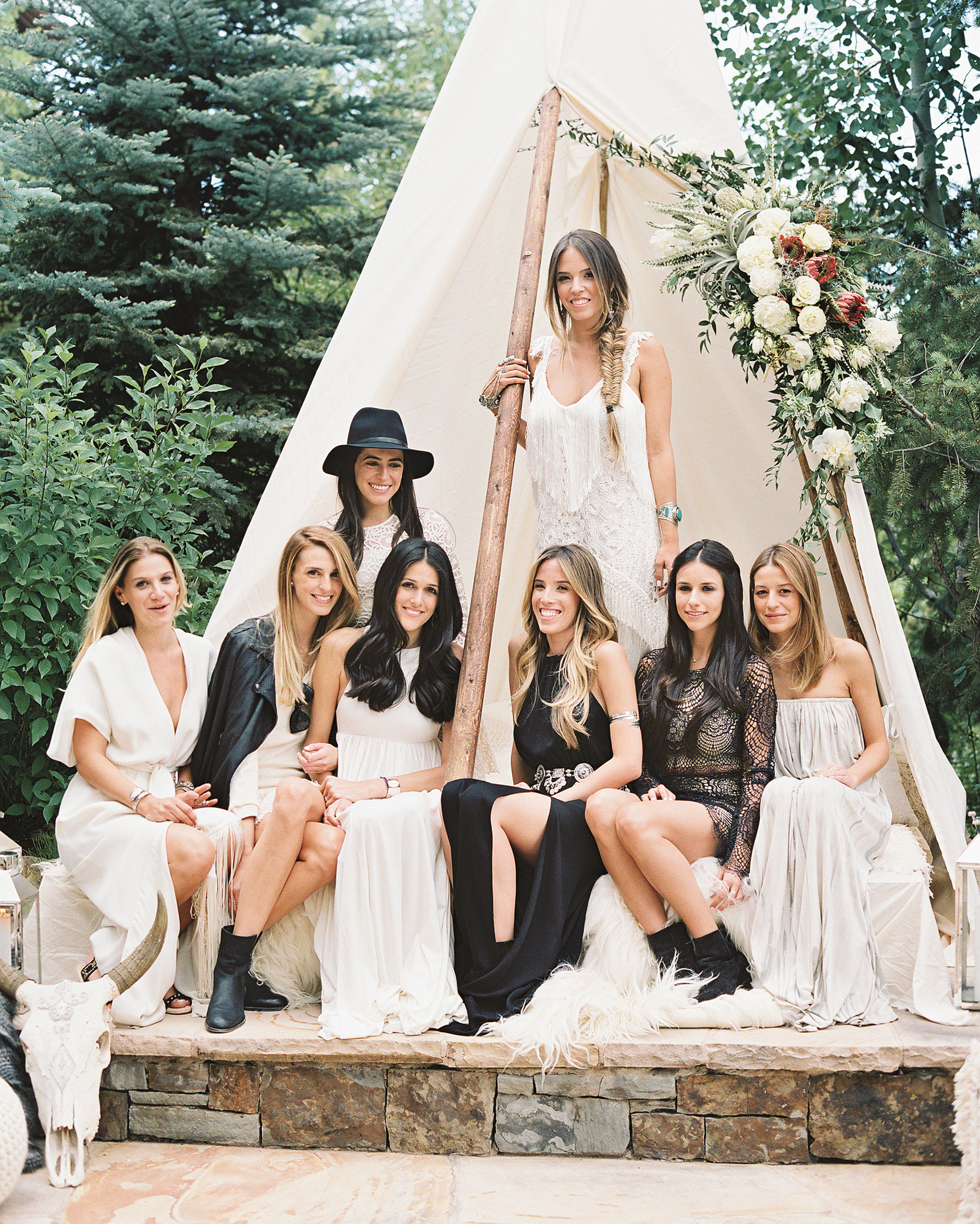 9 Nontraditional Wedding Party Ideas