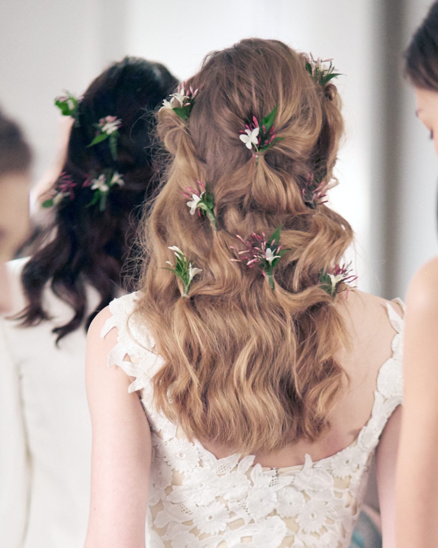 Wedding Hairstyles Ideas: 5 Wedding Hairstyle Ideas From The Spring 2016 Bridal