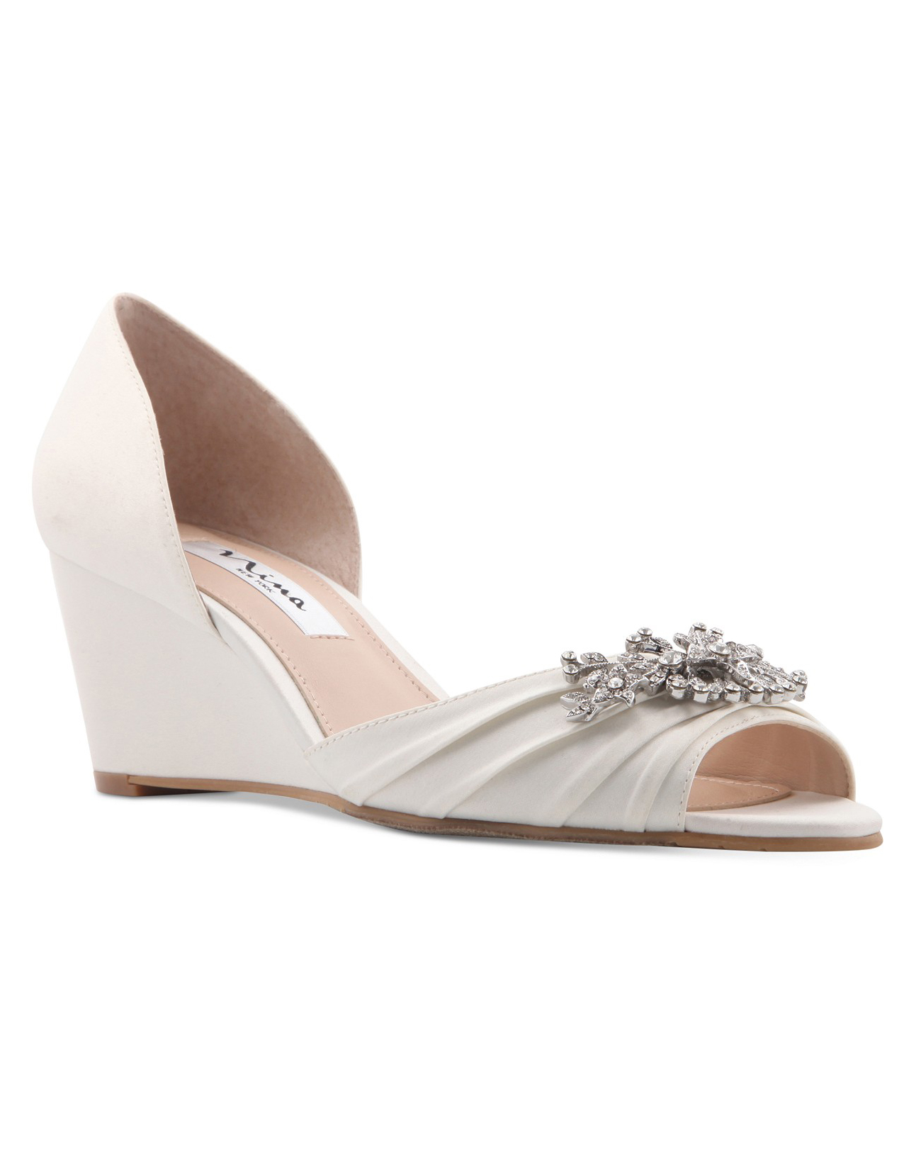 Bridal Shoes Garden Wedding: Wedding Shoes That Won't Sink Into The Grass At An Outdoor