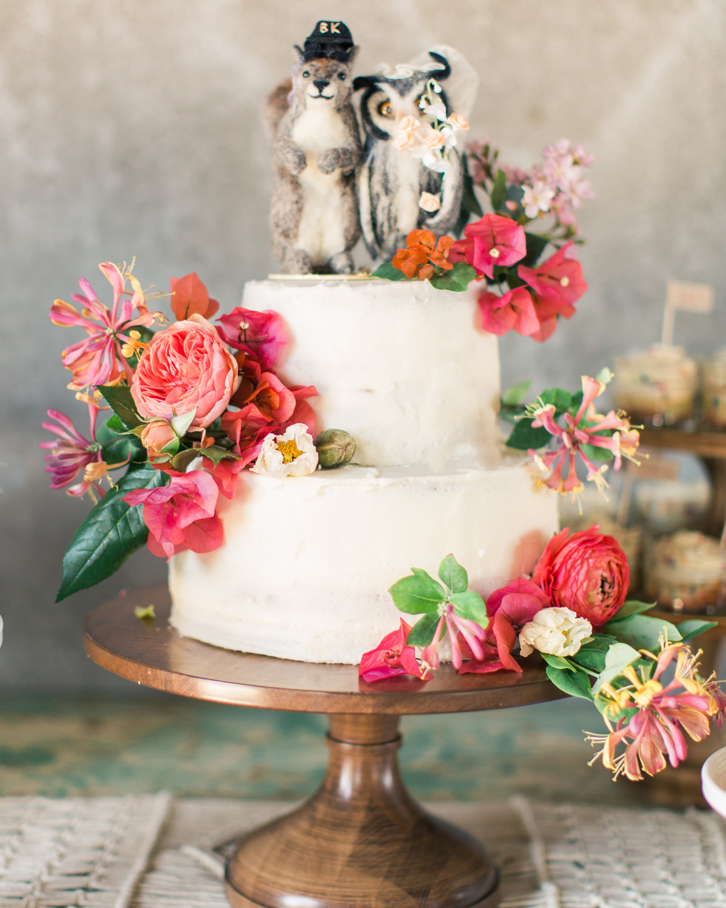 Which Wedding Cake Matches Your Personality?