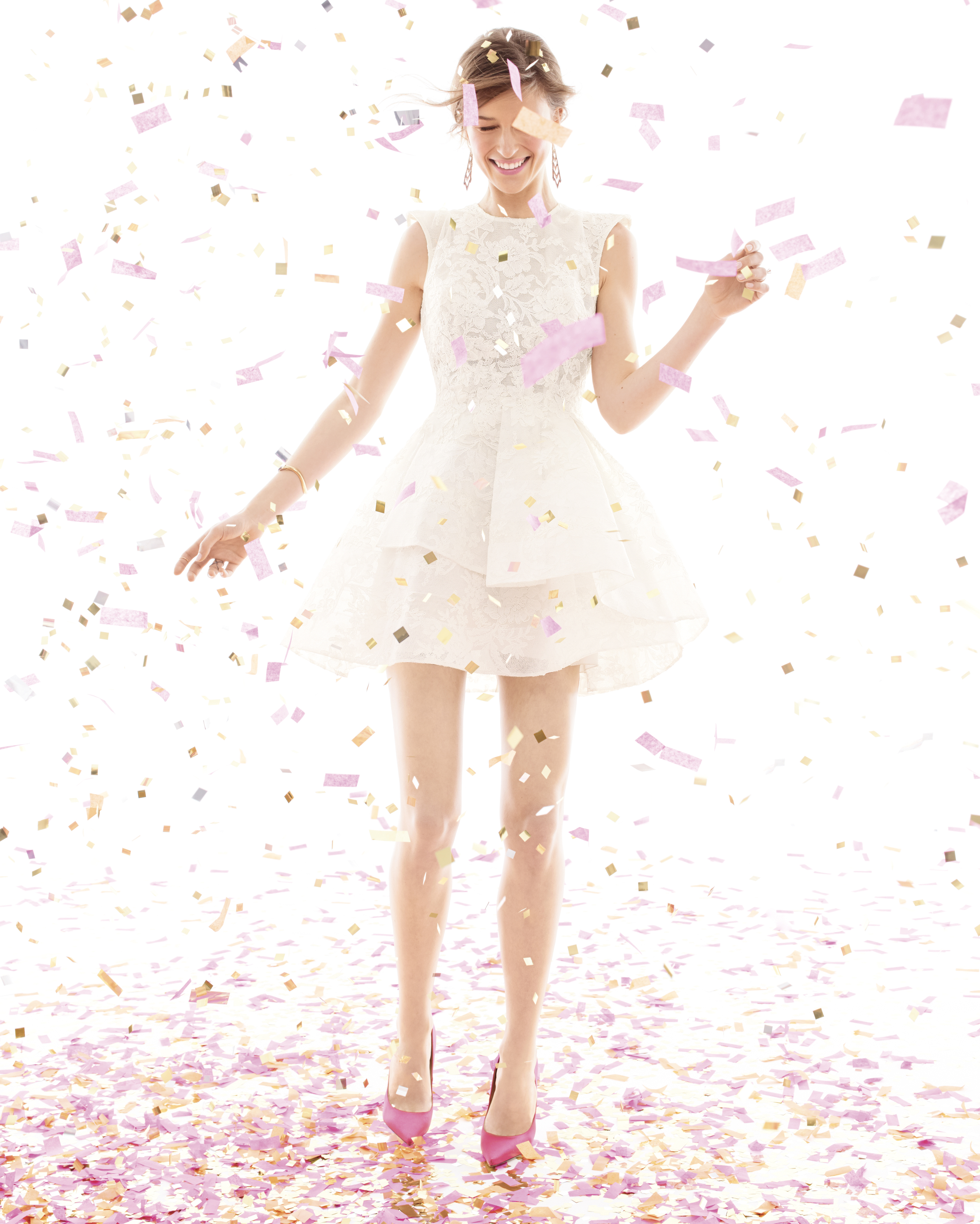 12 Wedding Dresses Fit for the Happiest Day of Your Life