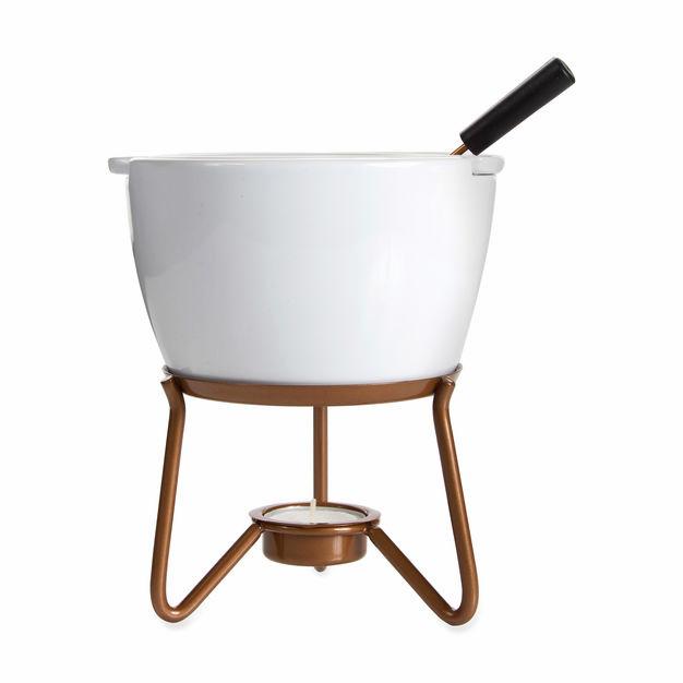 hostess gift guide fondue set