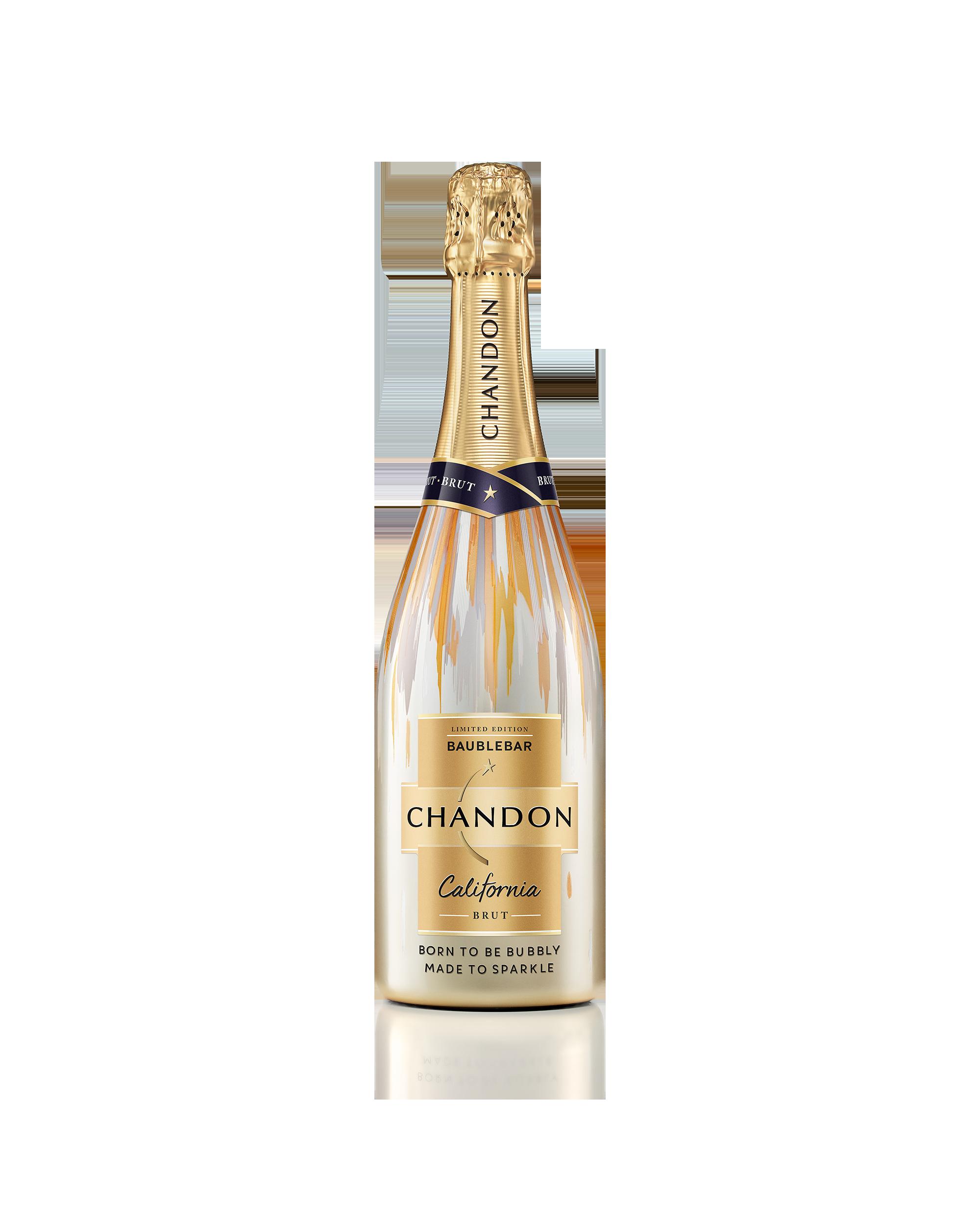 Chandon x Bauble Bar Champagne