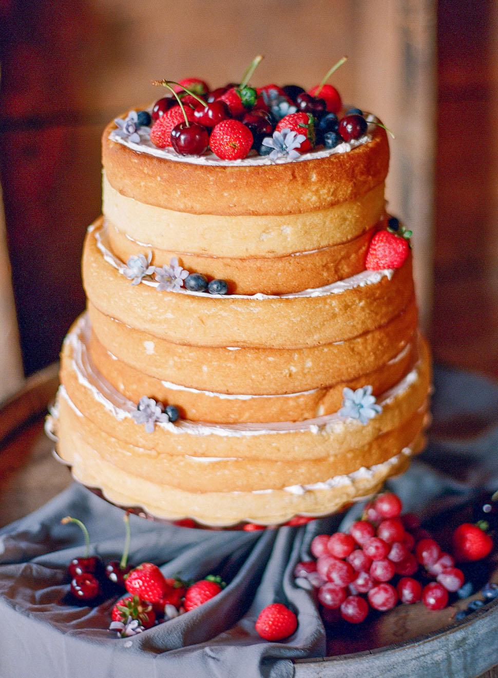 emily patton wedding montana lemon chiffon cake