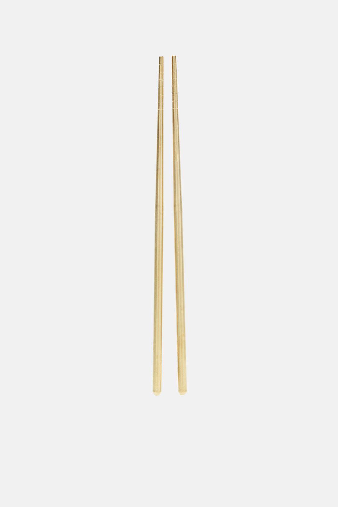 gold chopsticks