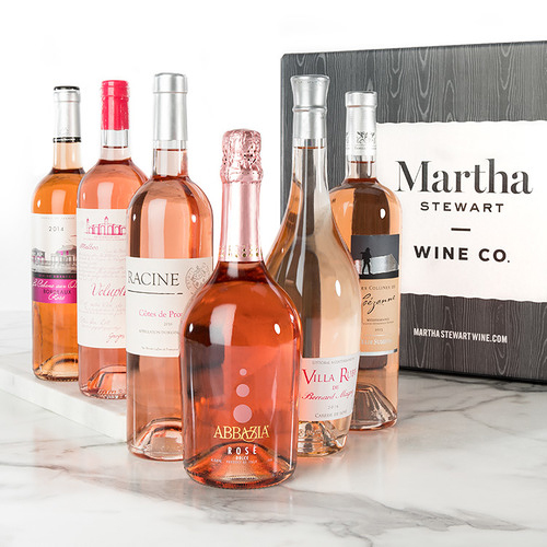 martha wine set
